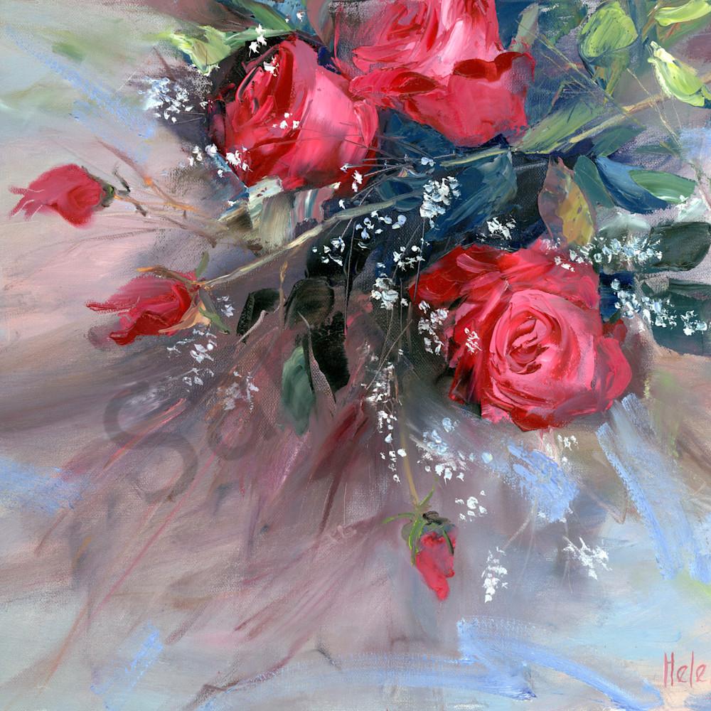 Scarlet roses by elena shipunova kbtd6x