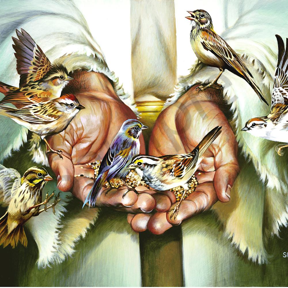 Hands of christ by spencer williams hrukwz