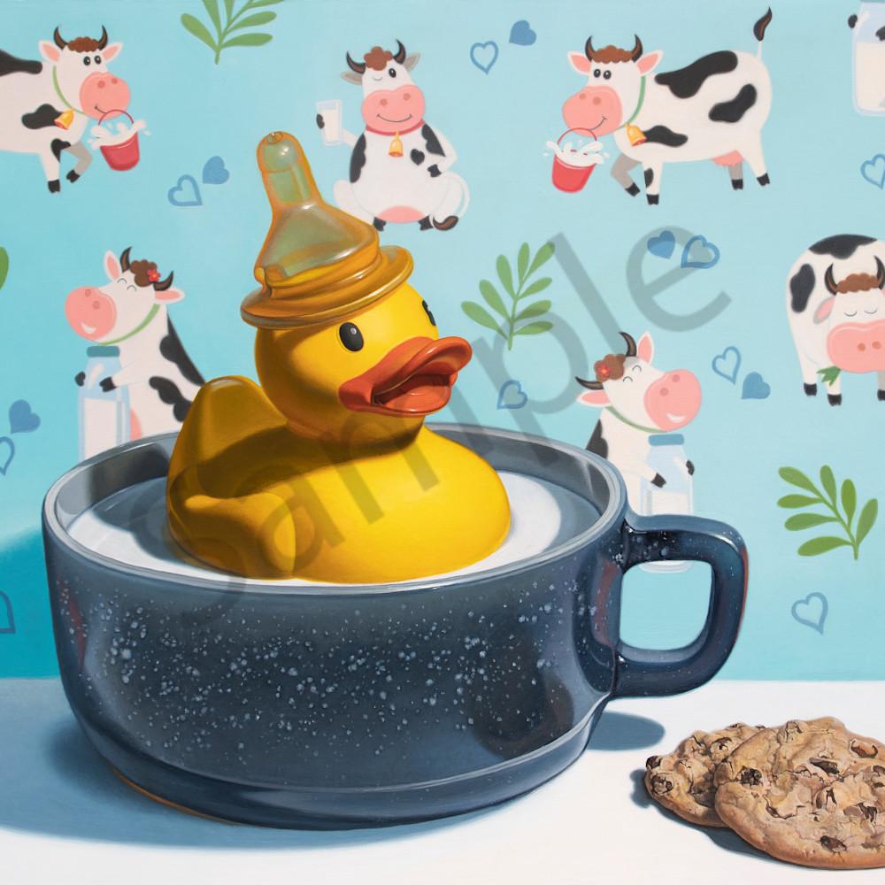 Milk duck 32x40 print file nvhmqh