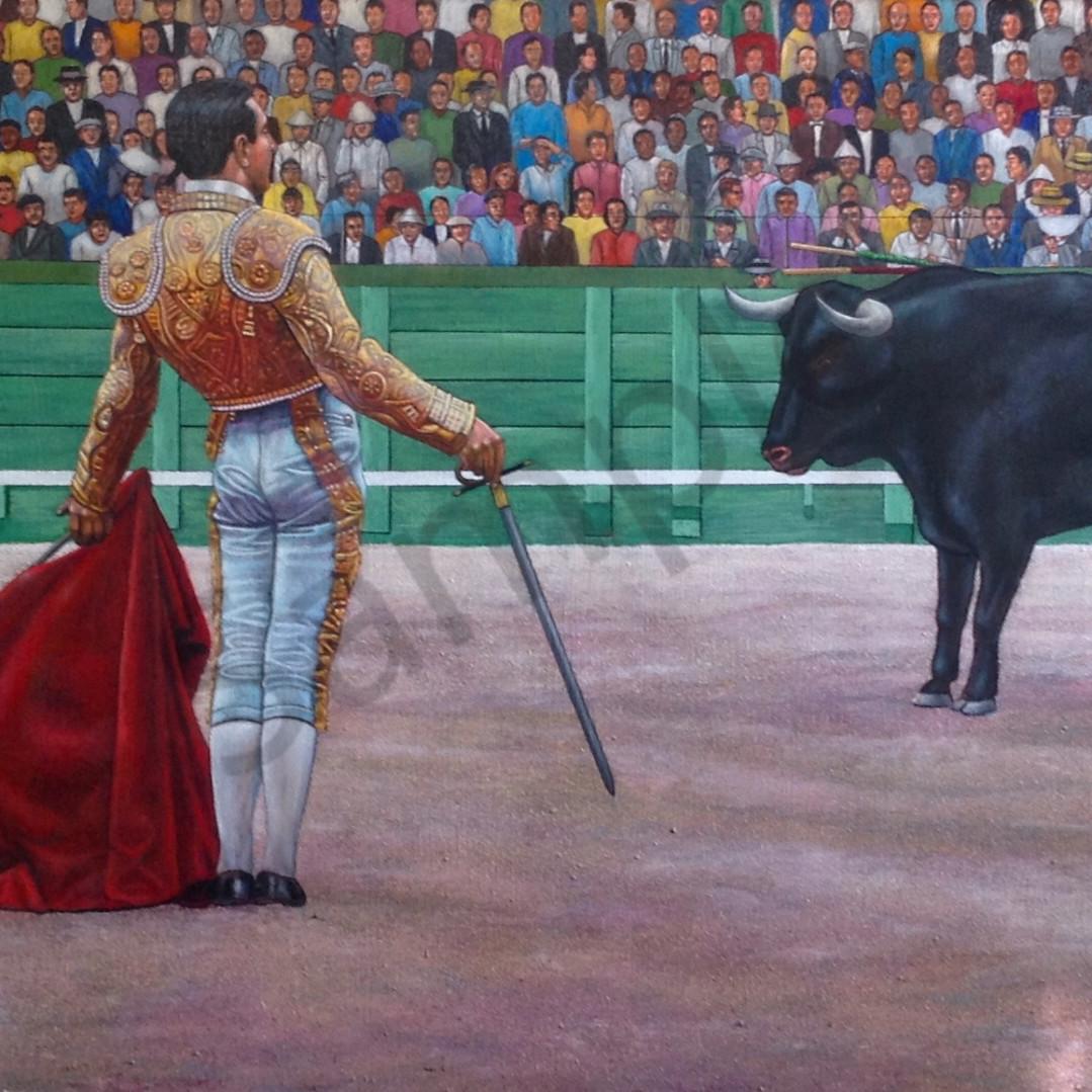 El matador de espania ljcroc