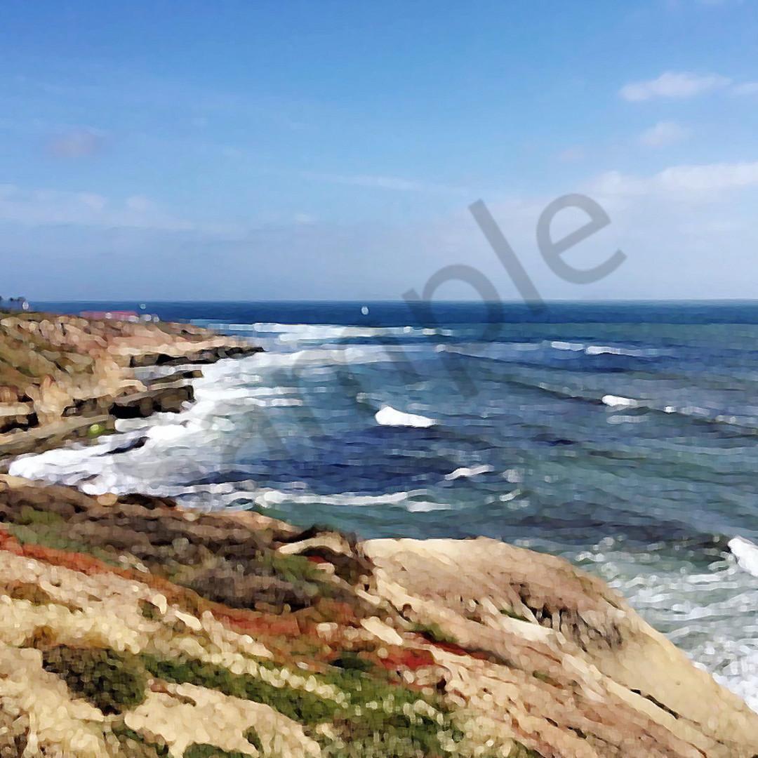 Img 0368 cabrillio national monument coastline 2017   ps paint daubs tag tb5npv