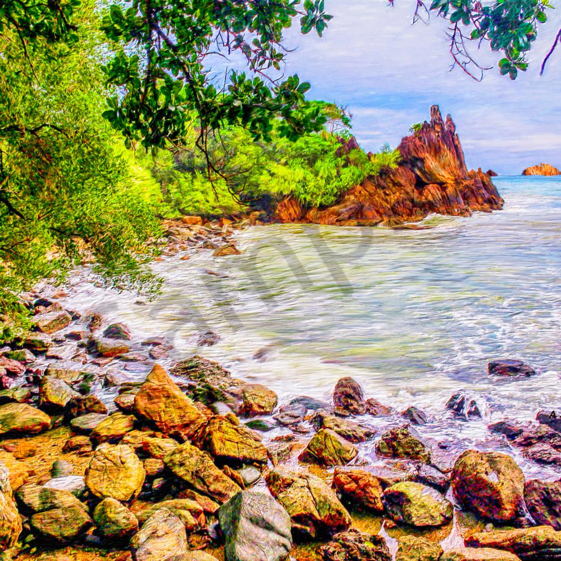 Beach rocks d75hse
