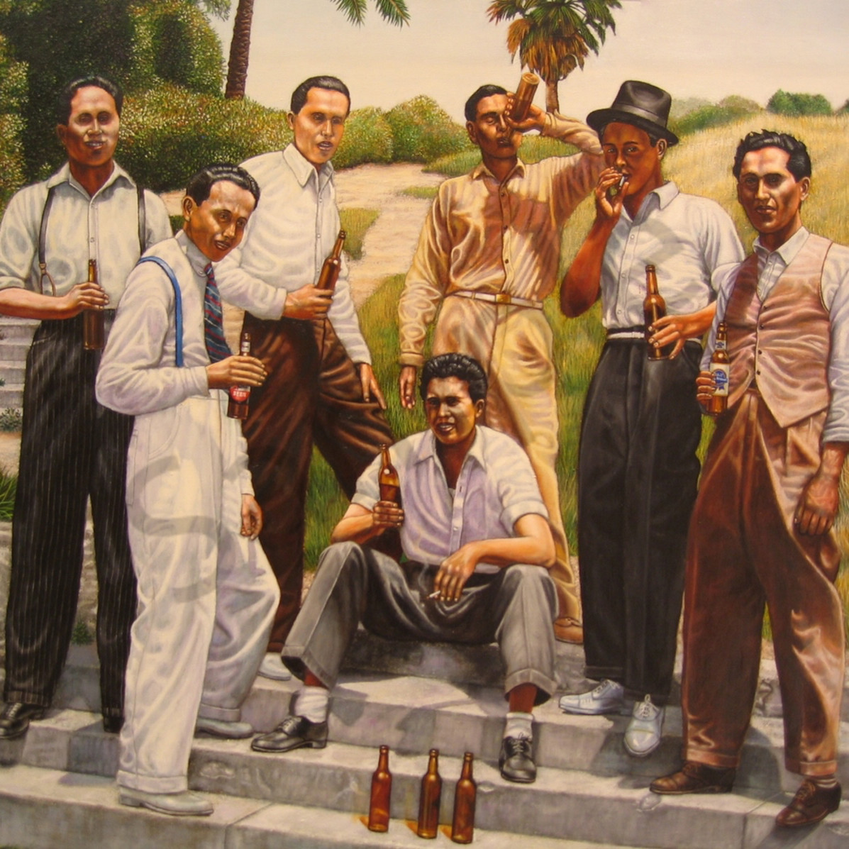 Homeboys circa 1939 fi ewi1ji