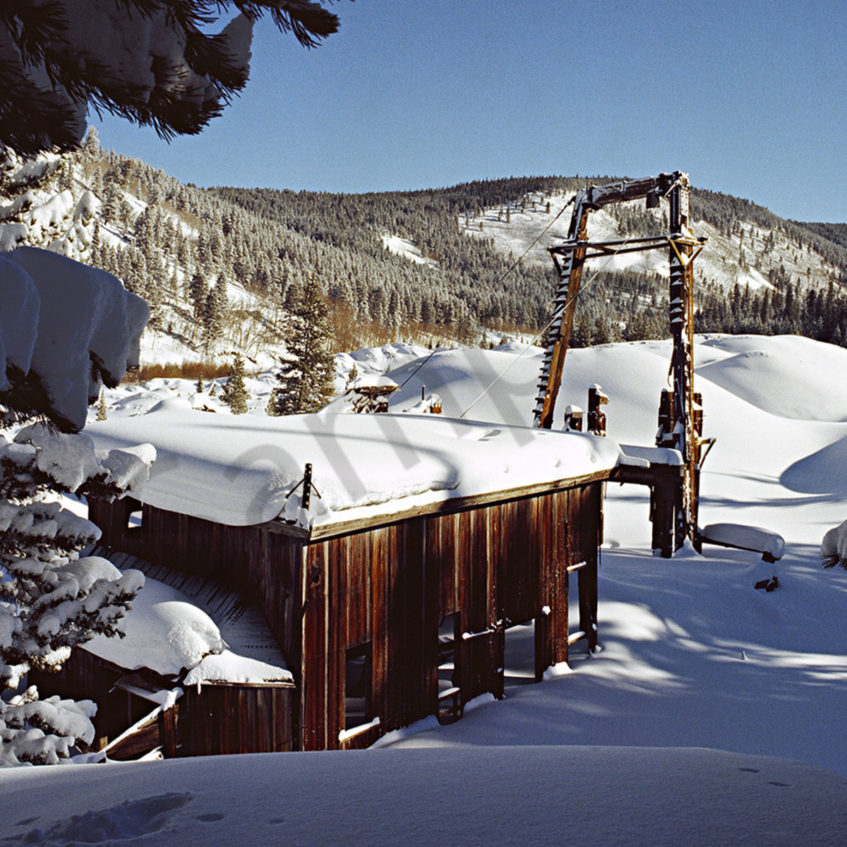 Reiling gold dredge winter 1979 drshbq