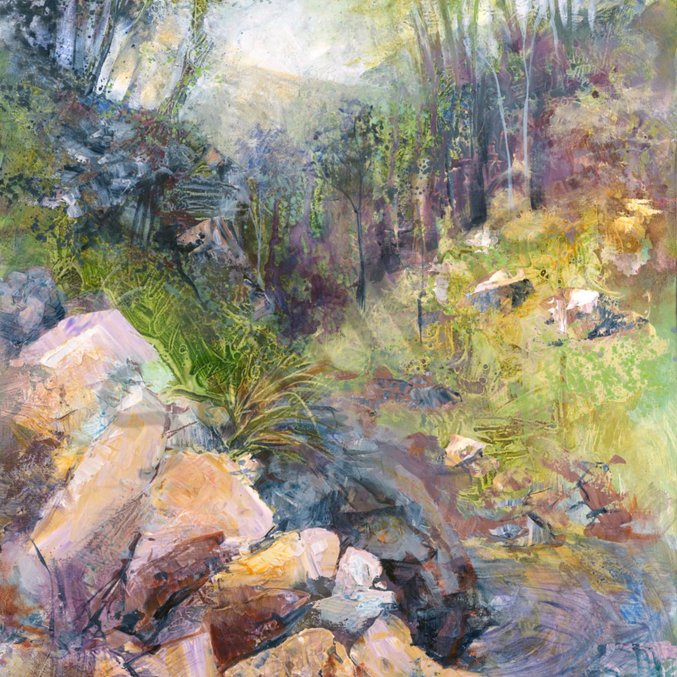 Dgil 036 bush scene study vzbgzs