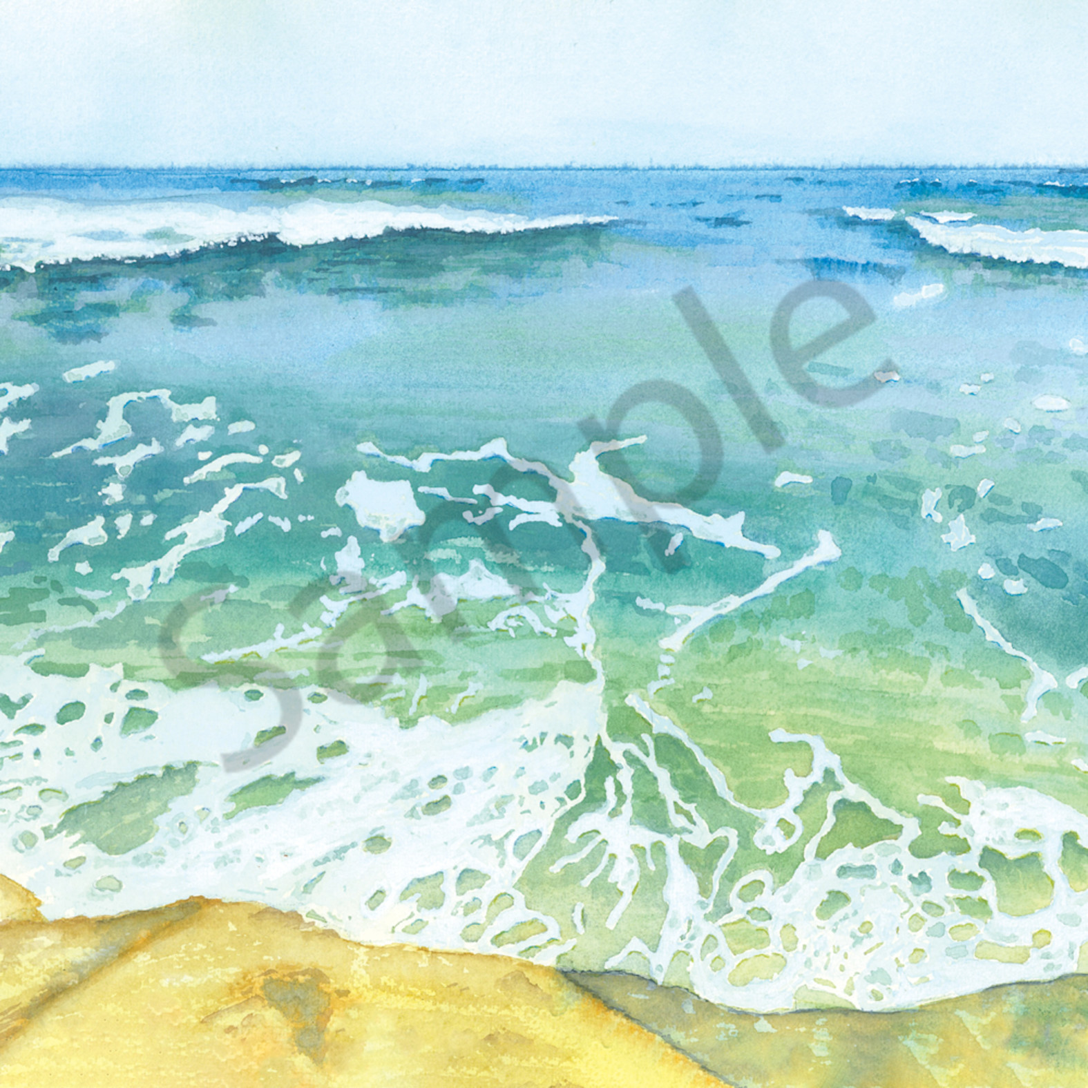 Water 11 2020 foamy water ocean waves   monica color edit   original mfahmj