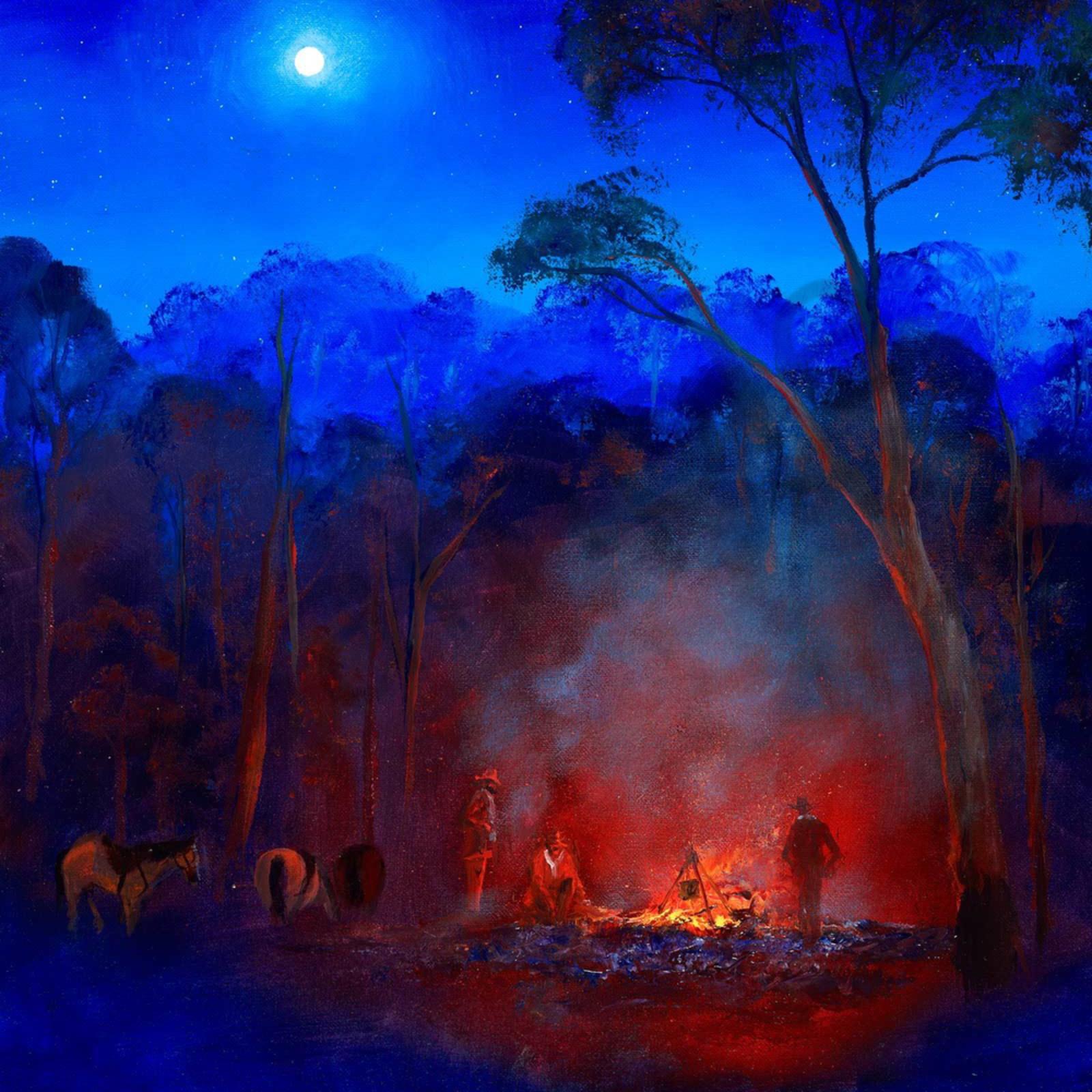 Kbes 004 campfire glow i2arju