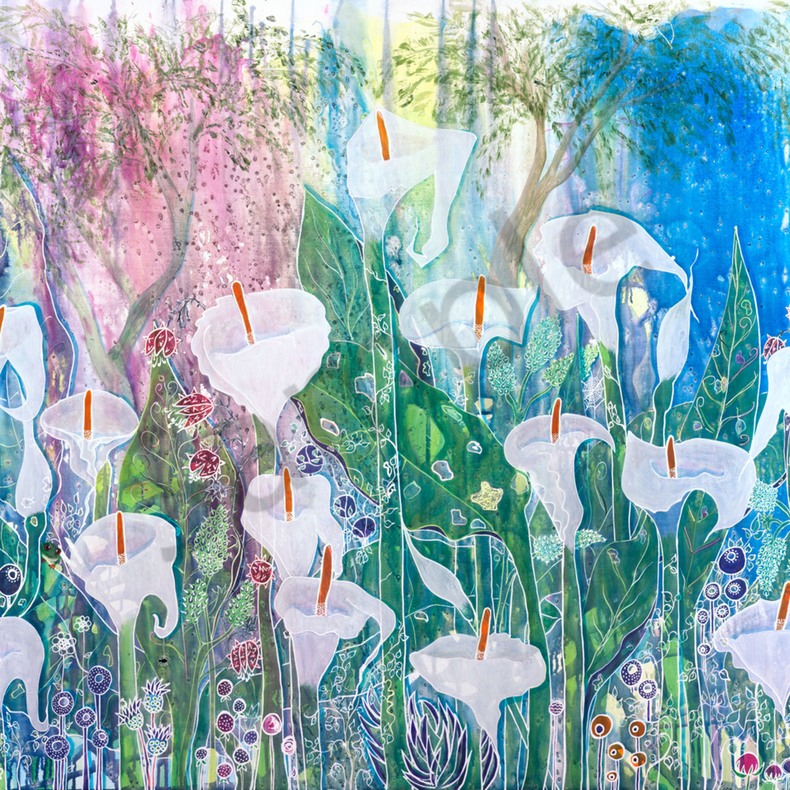 B mace 007 lilies fi4unq
