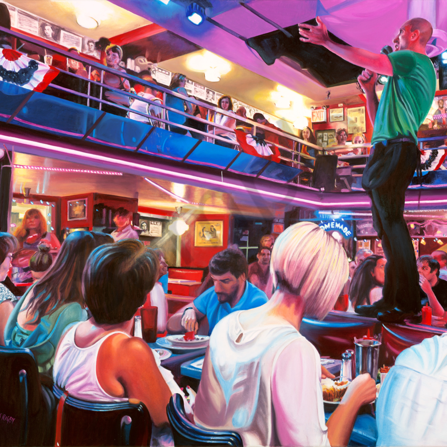 Krig 037 ellens stardust diner  new york hu6e8i