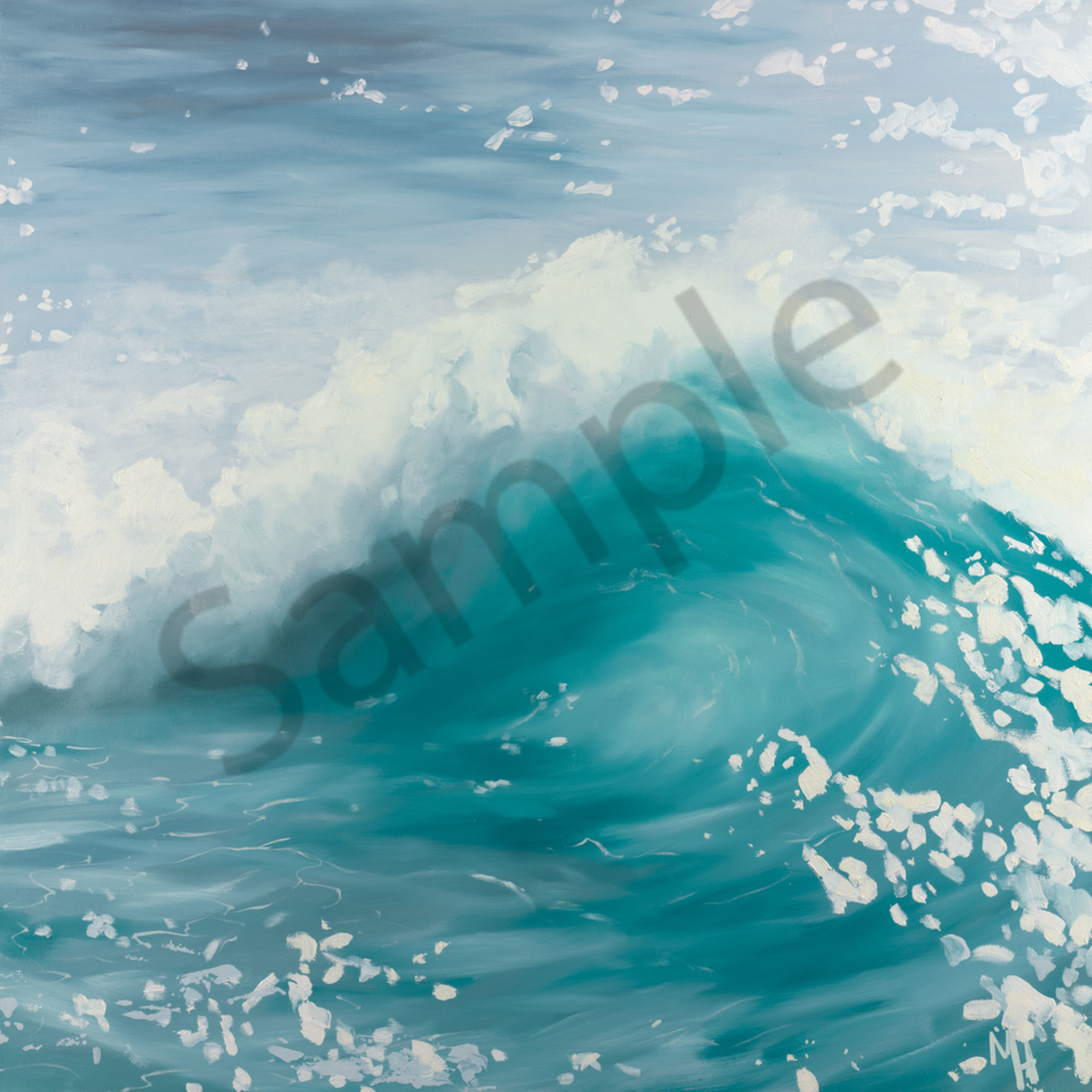 M howse 038 the wave dty0tm