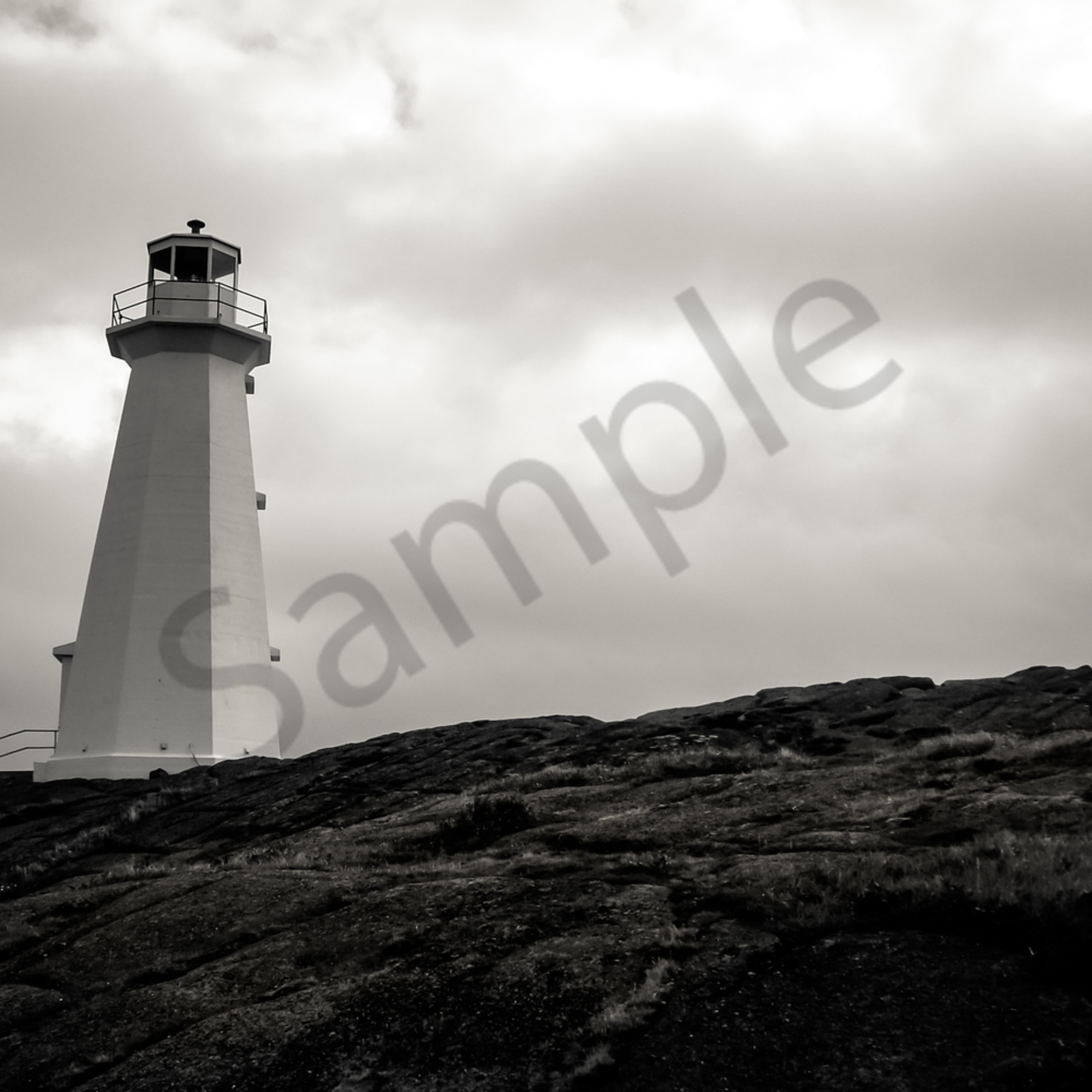 Lighthouse at cape spear oanny3