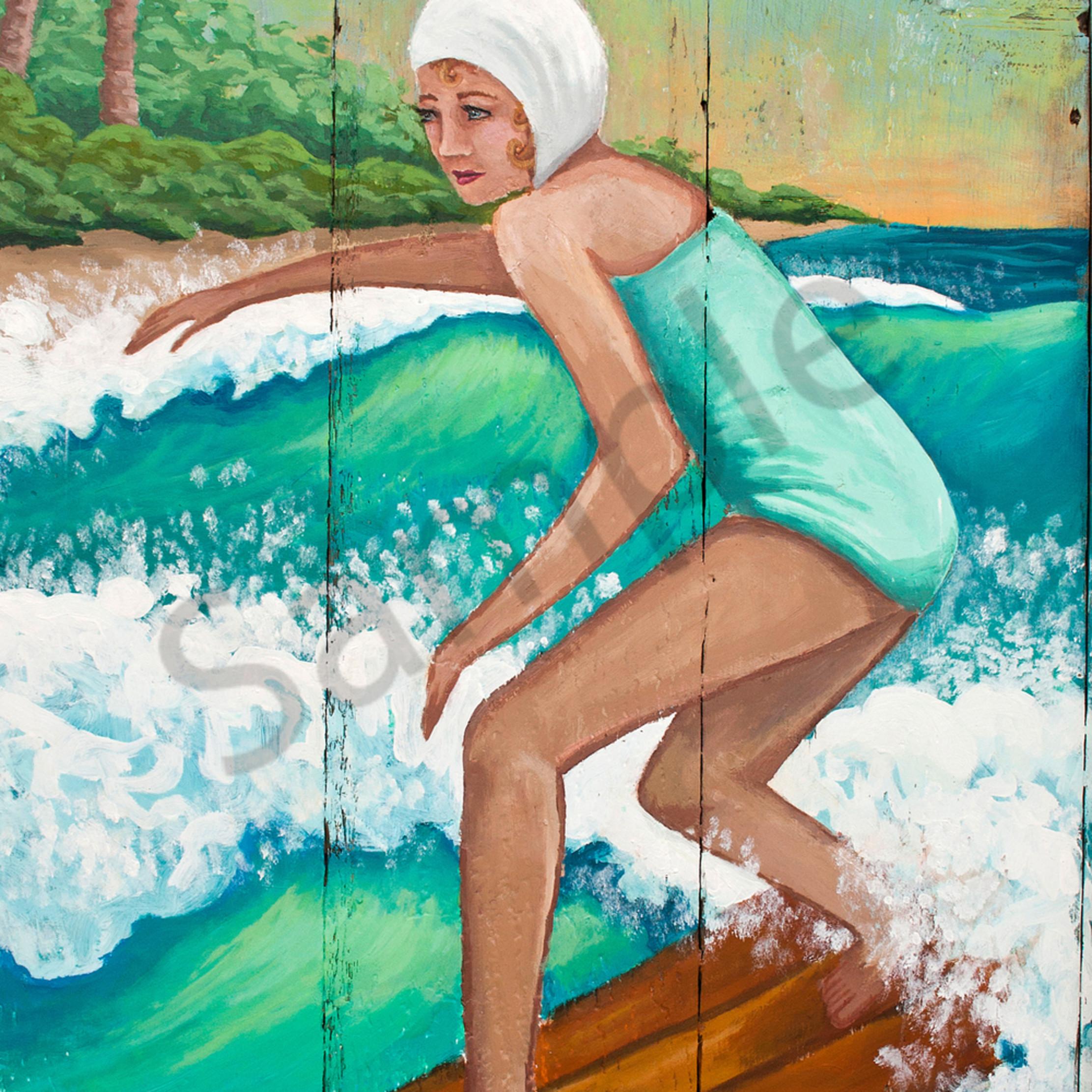 Ai swim vintage surfer jen rs6s5y