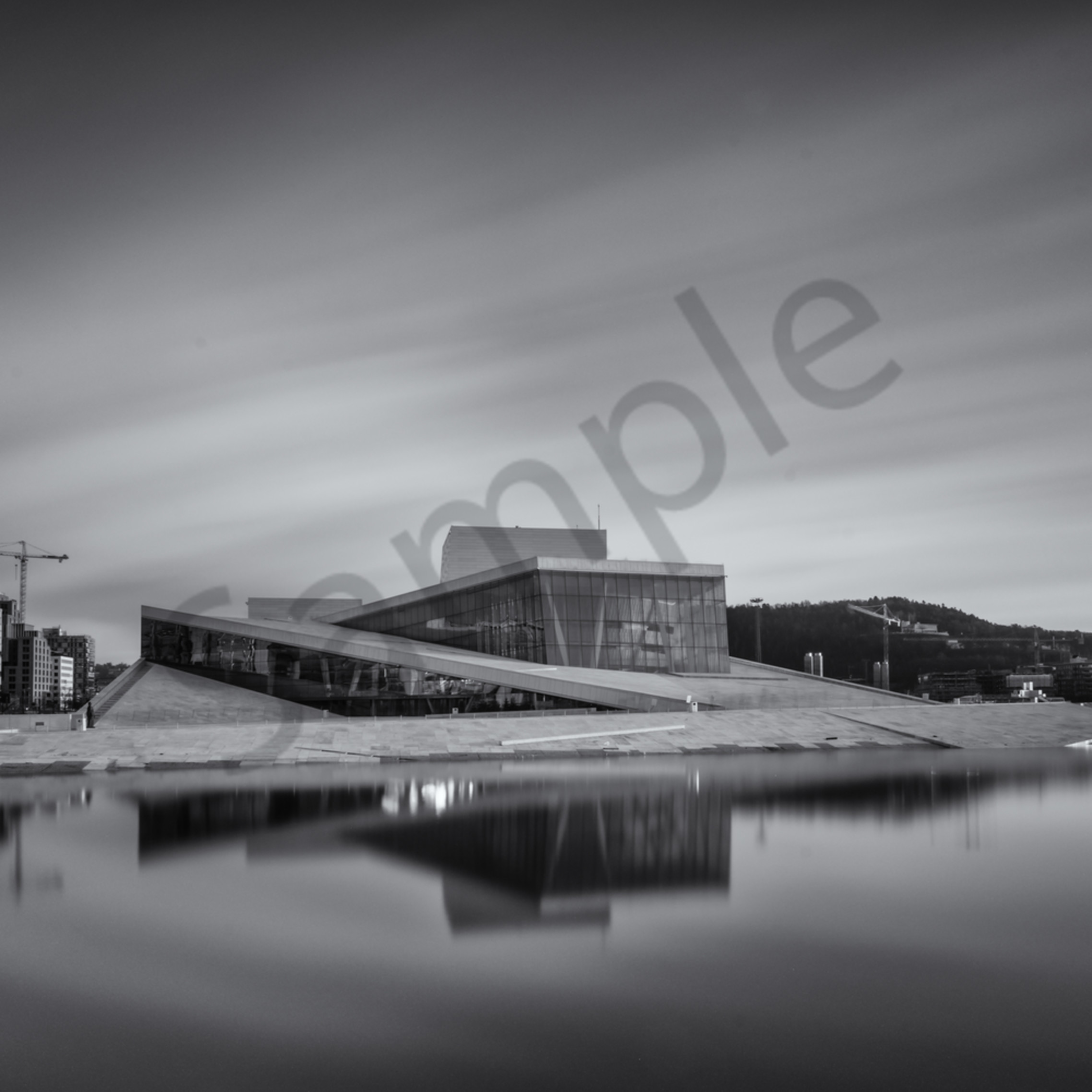 Opera house   oslo norway hyx45k