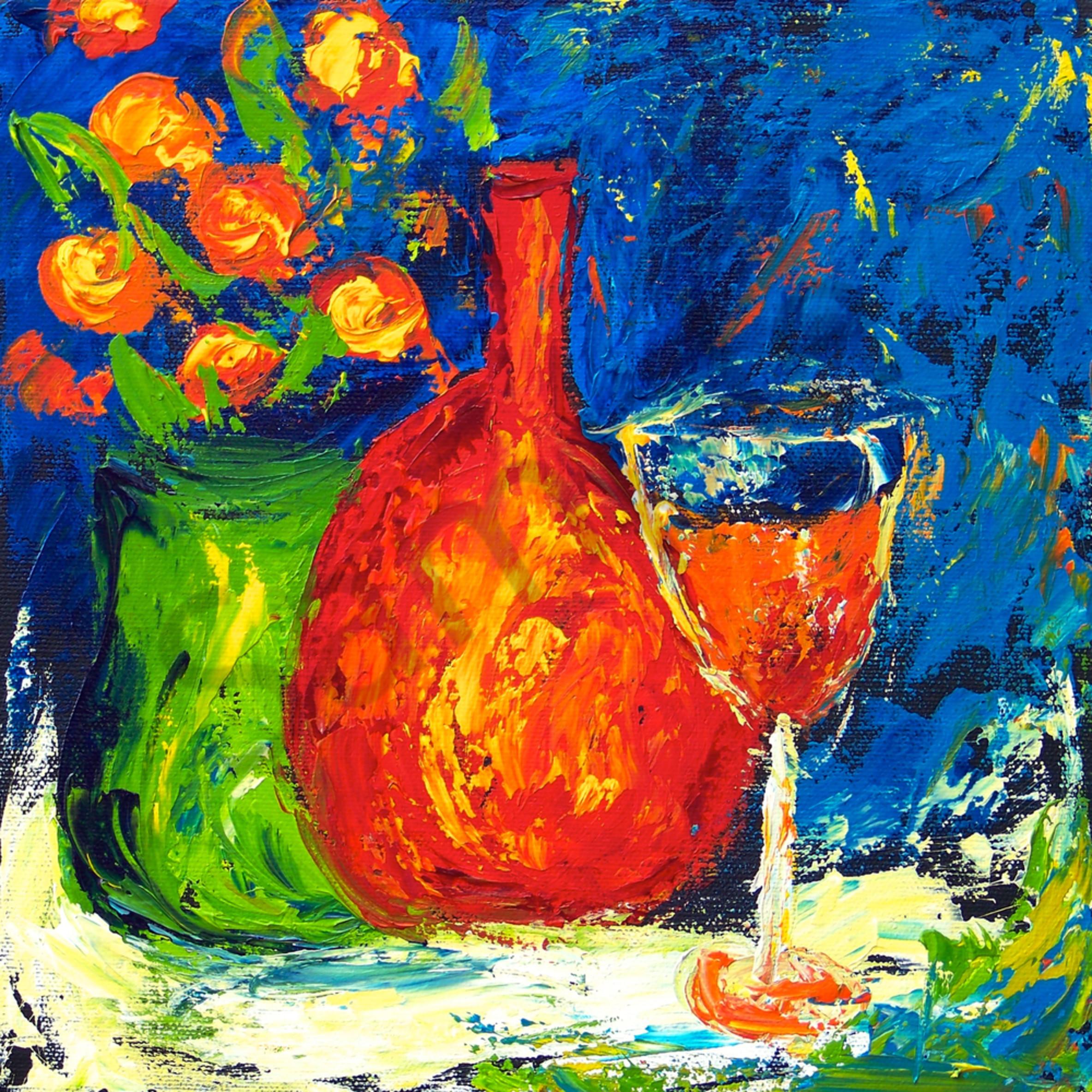 Red wine flowers   hi rz t1klcp