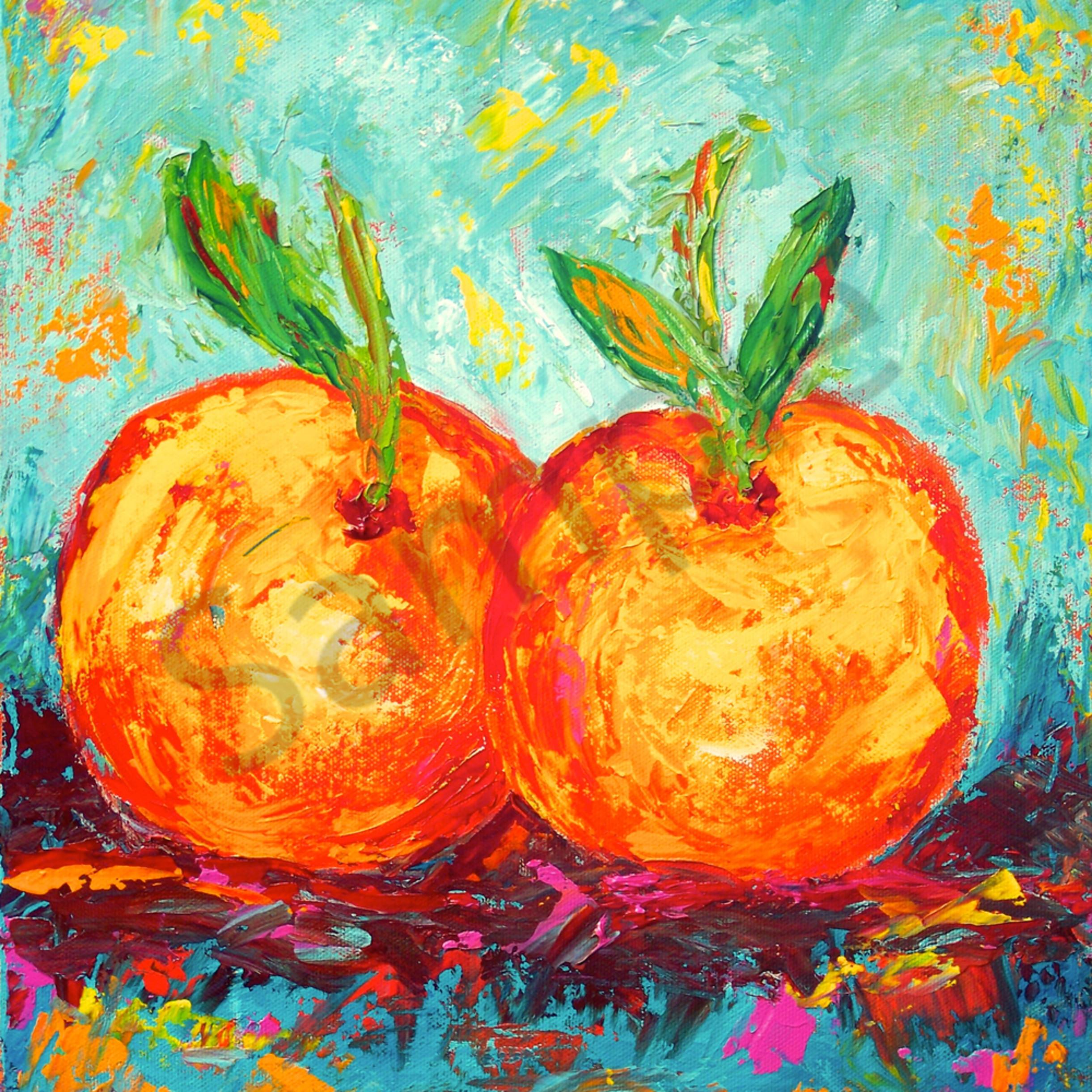 Two oranges idml1u