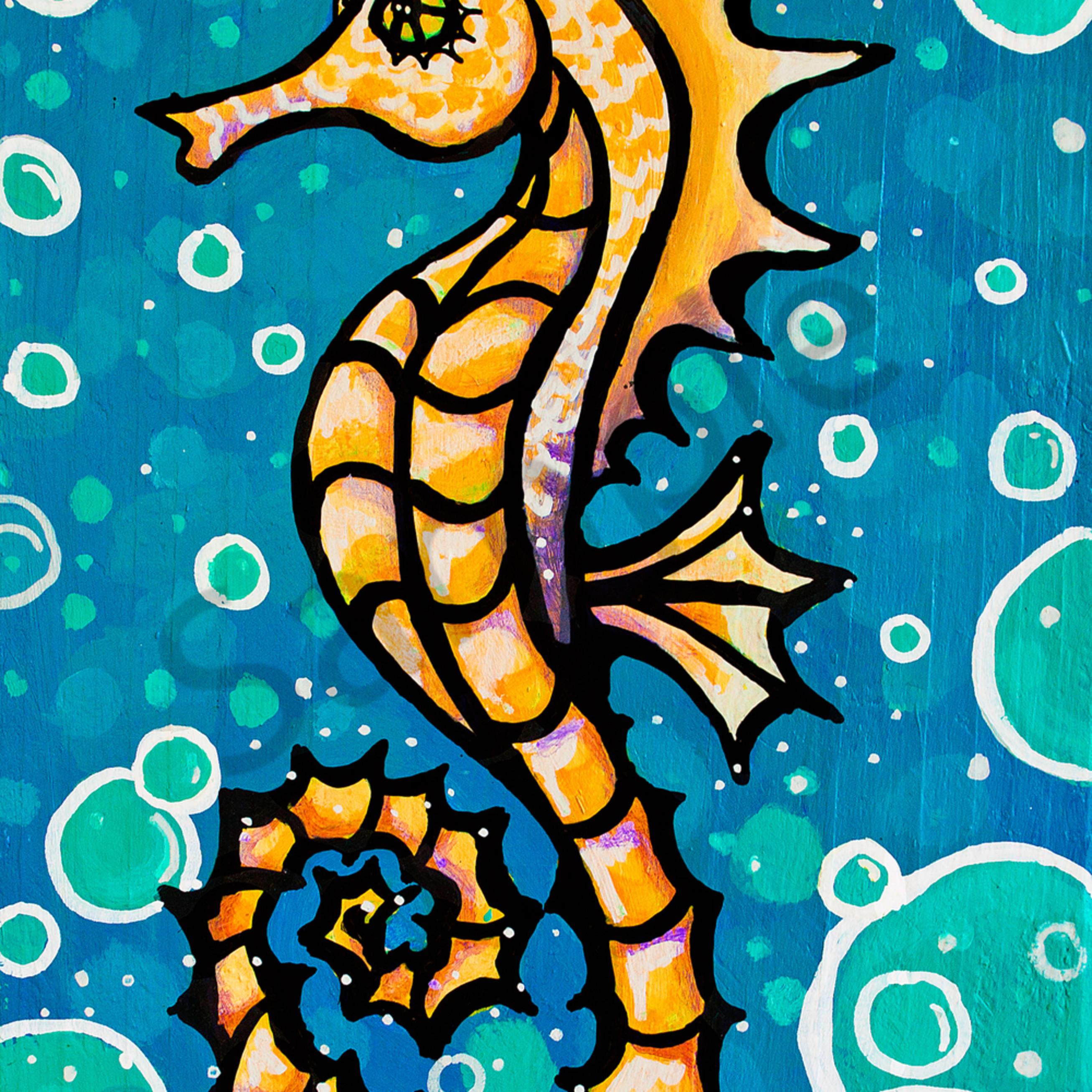 Ai swim nanikoa seahorse hcuago