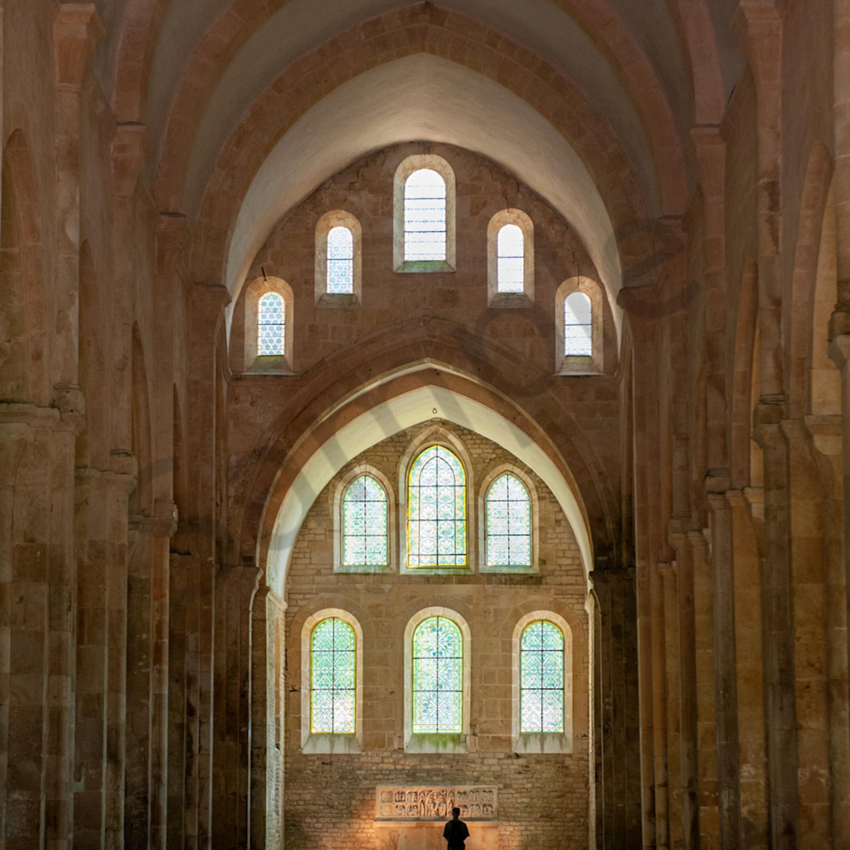 Abbey fontenay fr 1 kn9emq