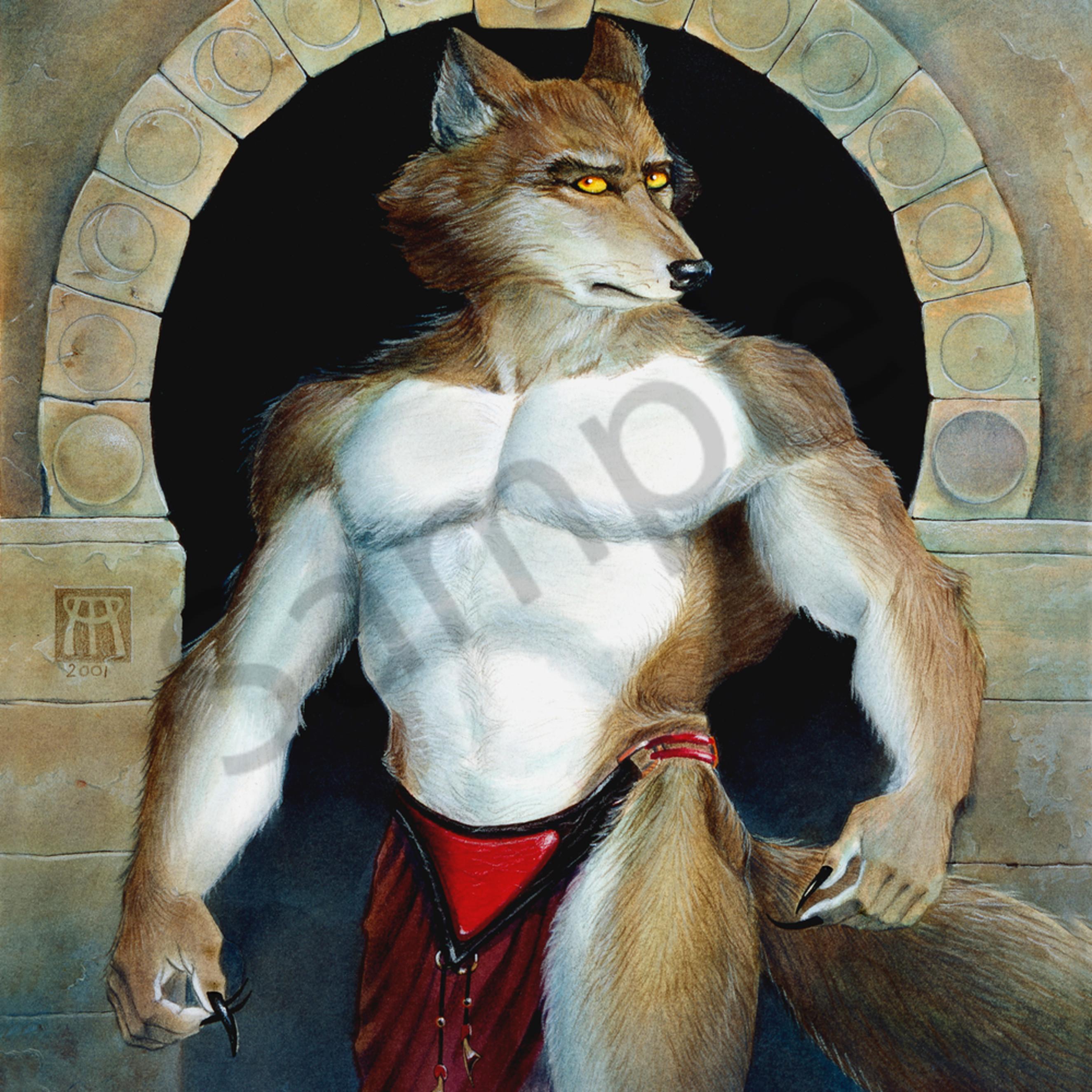 Greater werewolf eykqiz