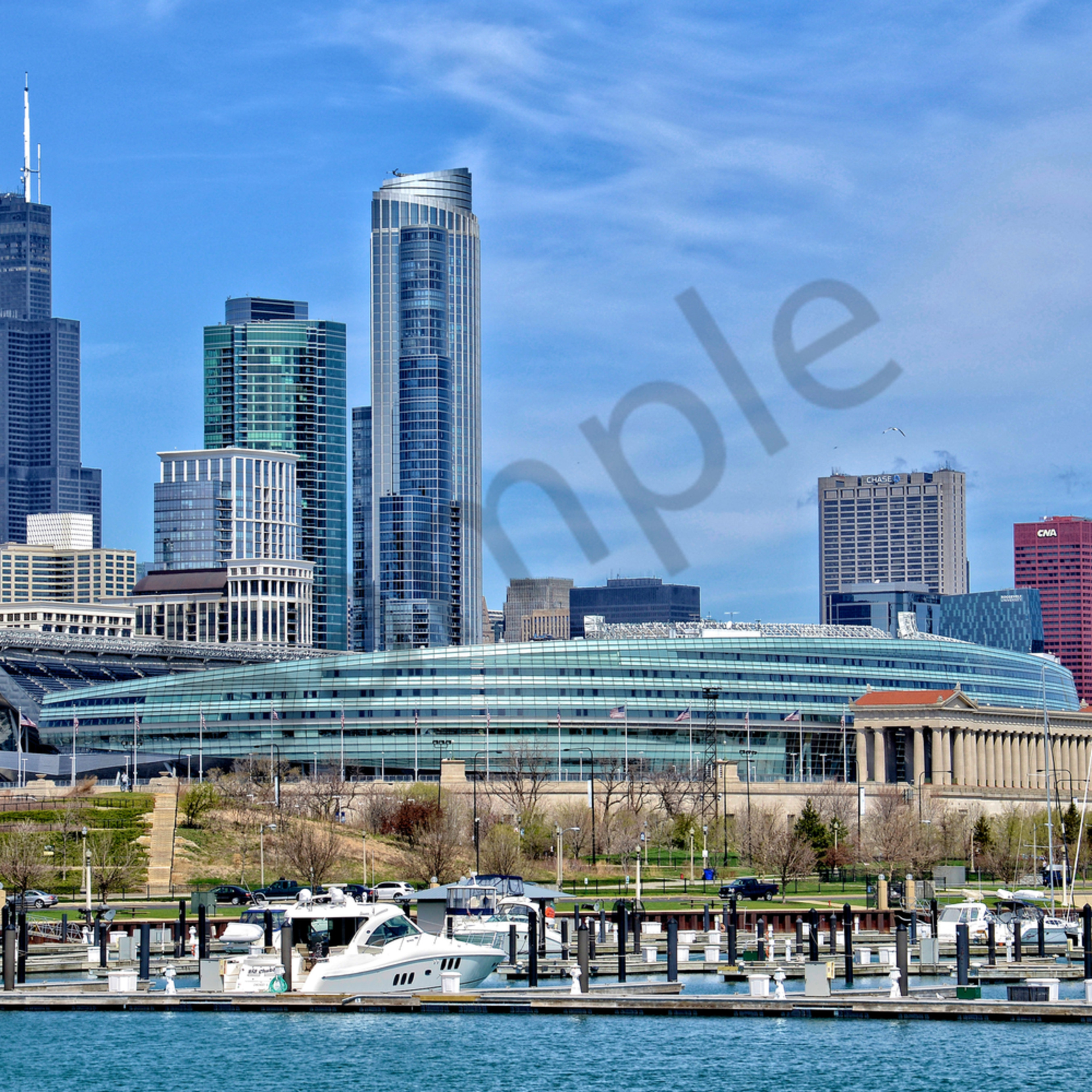 Final chicago panoramic soldier cityscape z1yaqb