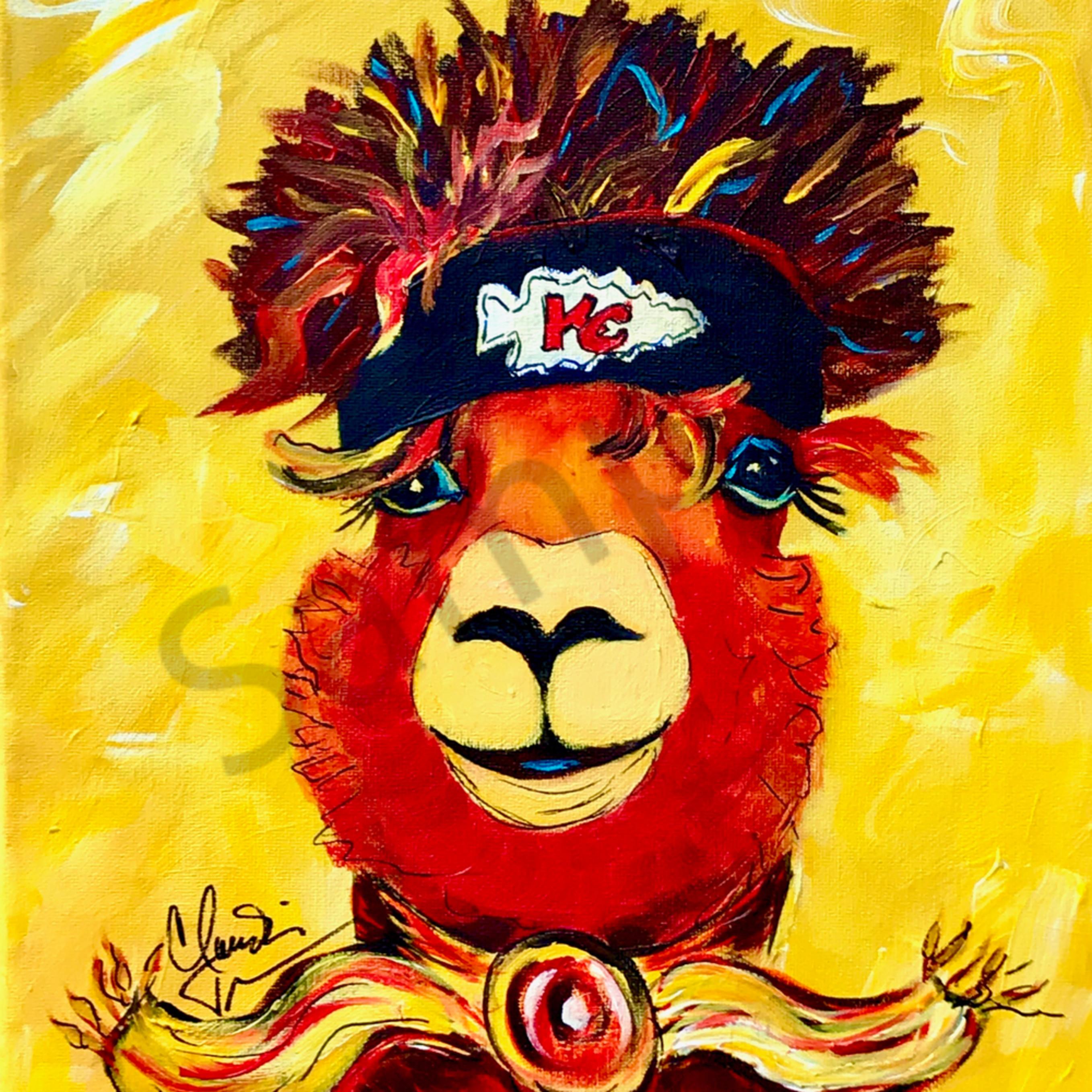 Alpaca chiefs fan m7sp4c