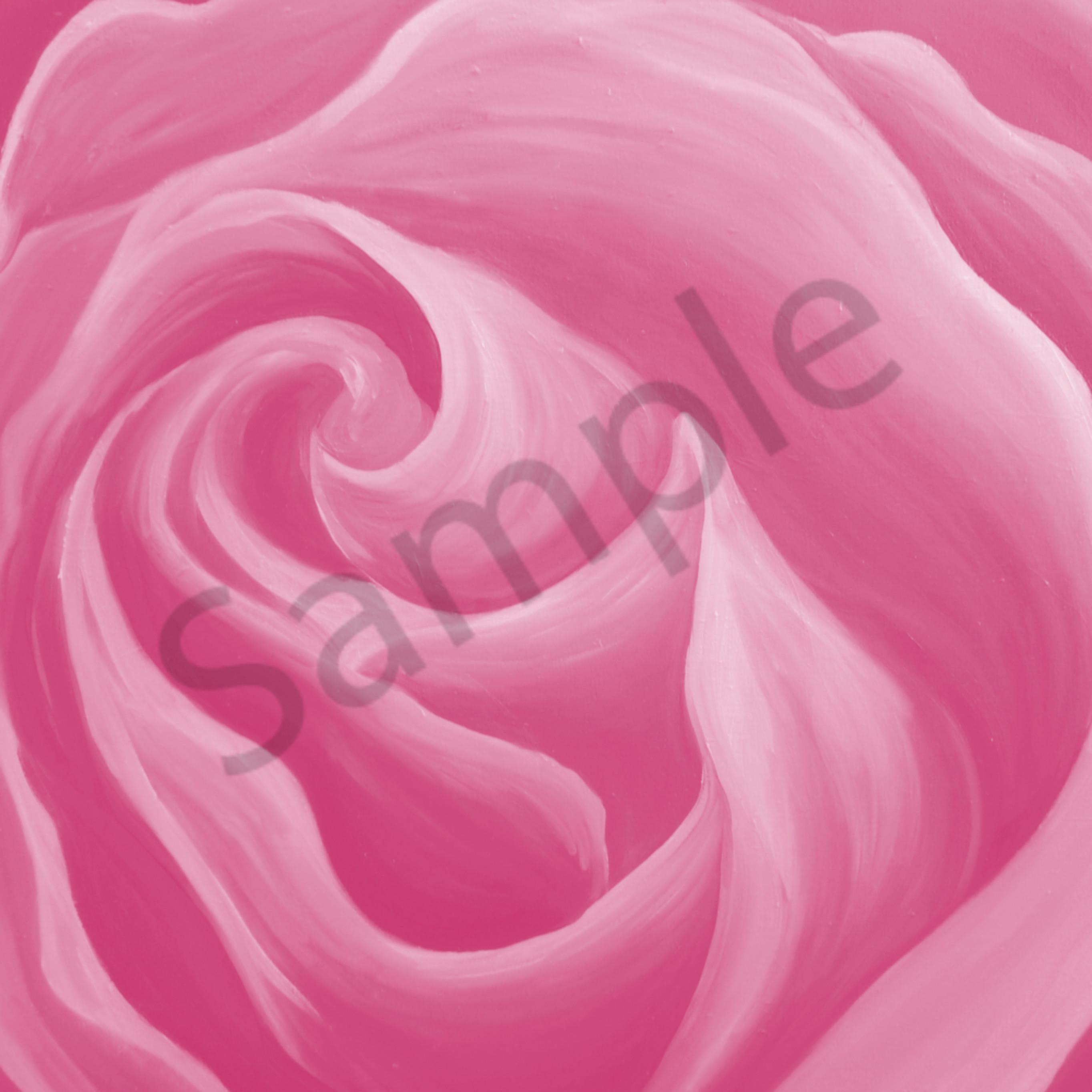Light pink rose alayas