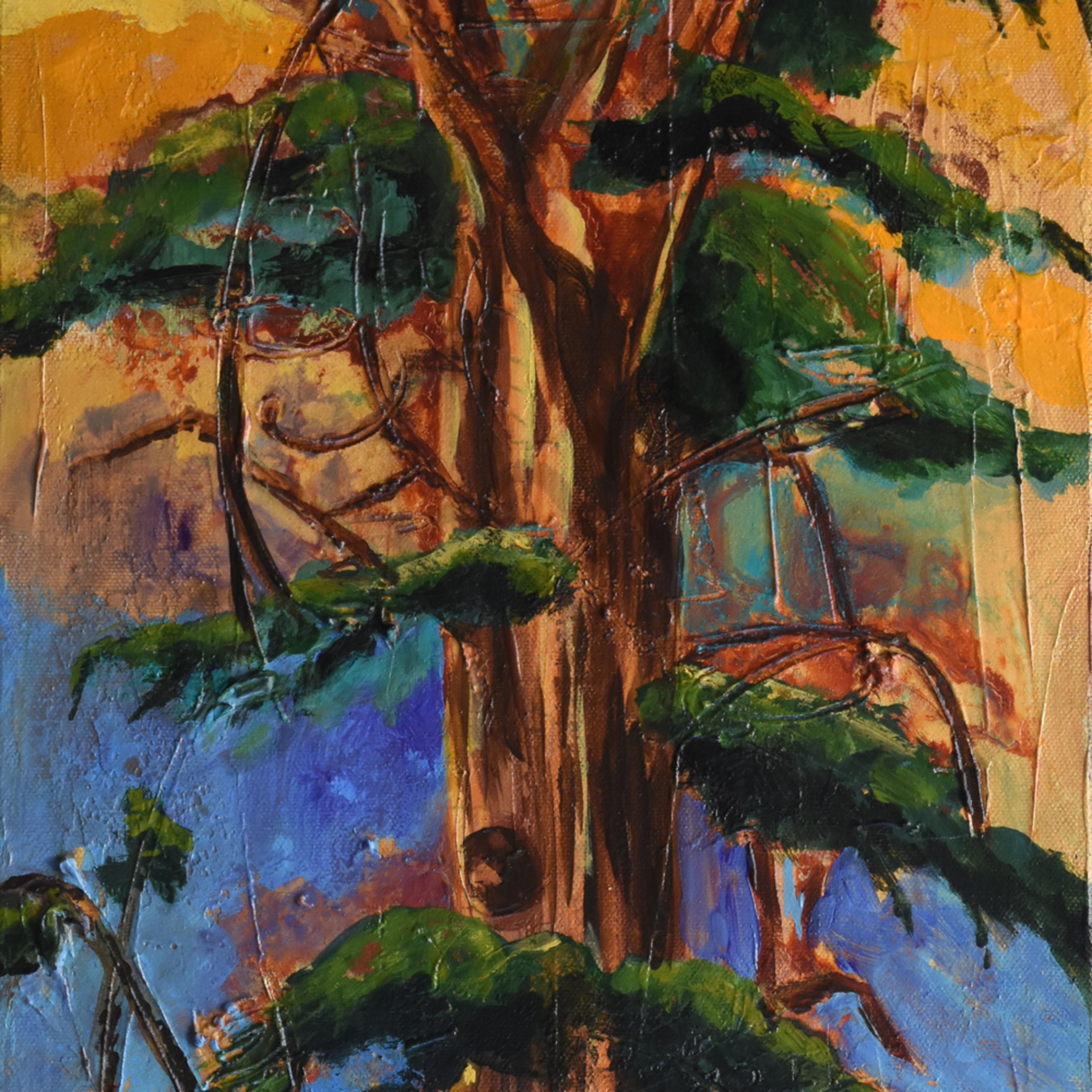Ancestral tree nsynpq