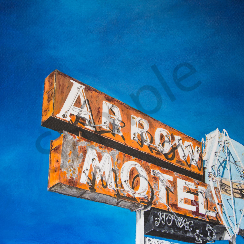 Arrow motel aamv8j