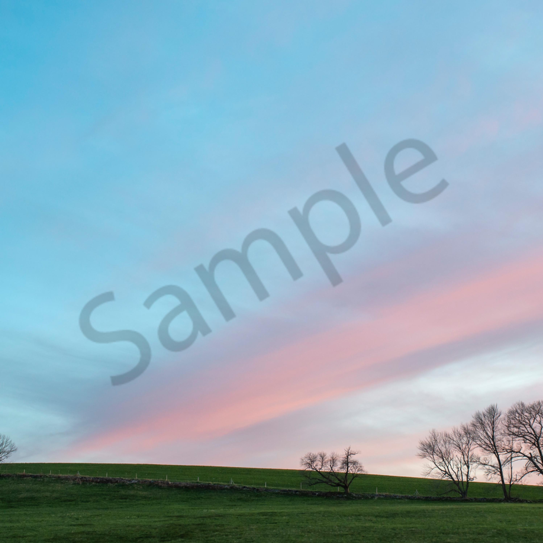Horsebarn hill sunset voncmv