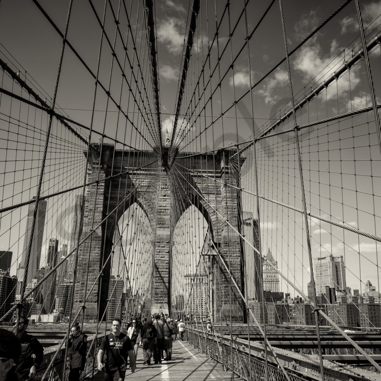 Brooklyn bridge iywvik