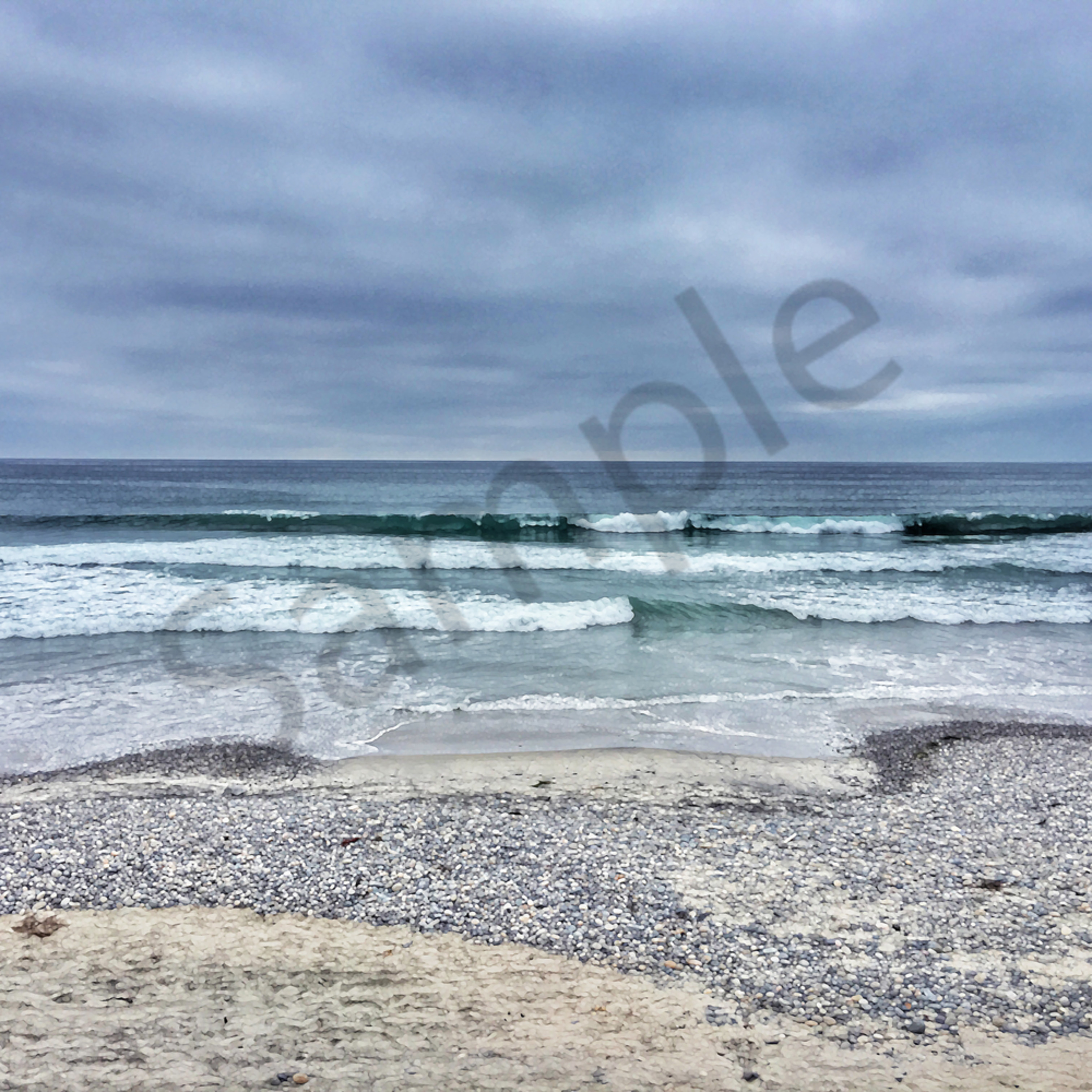 Img 0855 gloomy day california coastline 2017   ps paint daubs contrast tag xbt41f