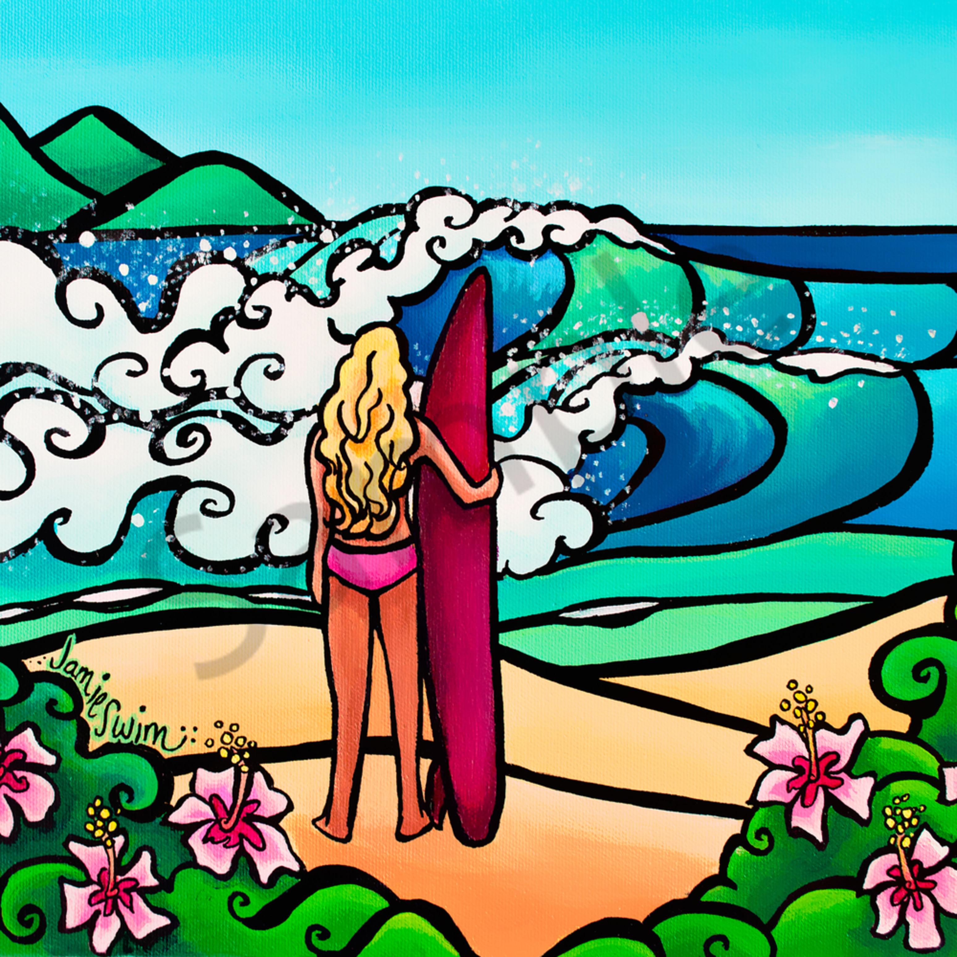 Ai swim surfergirl hoimsl