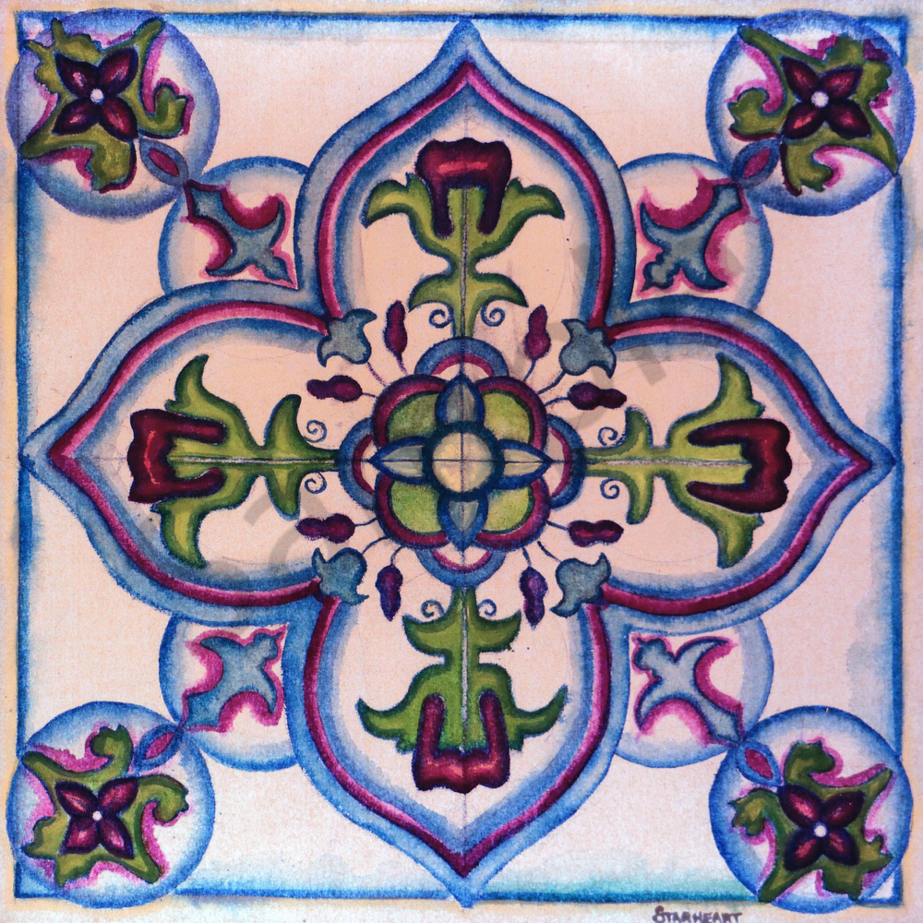 Spanish tile gjdgiv