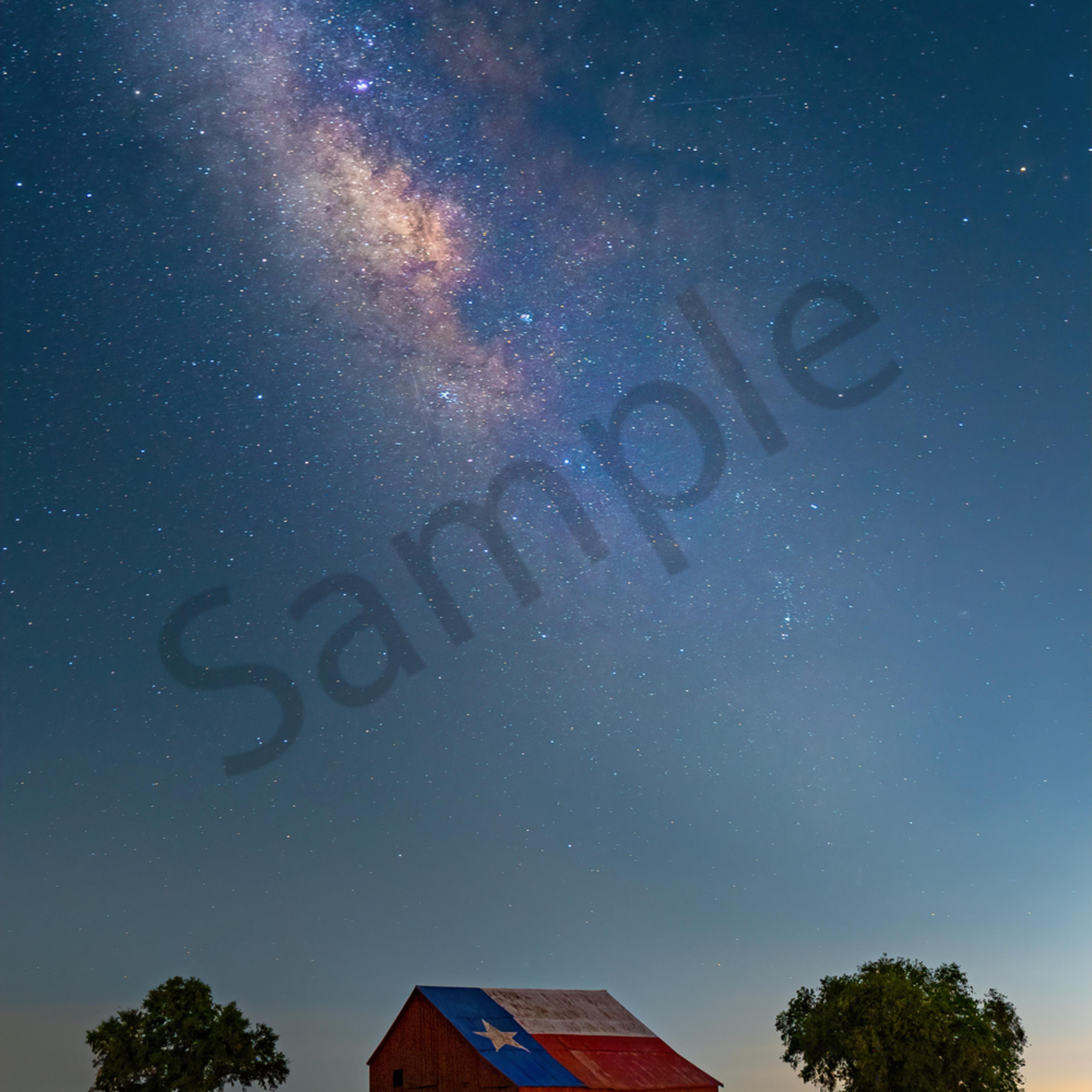 Big sky over texas s6kmbi