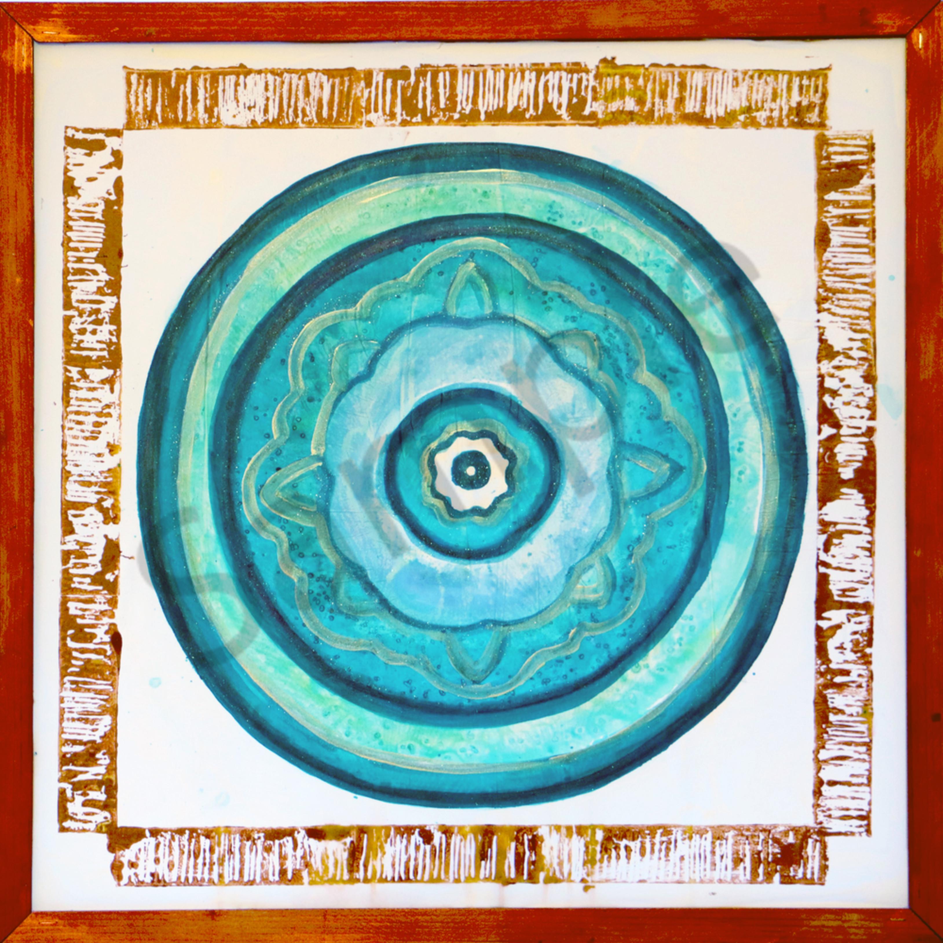 Zen blue unlit alltpe