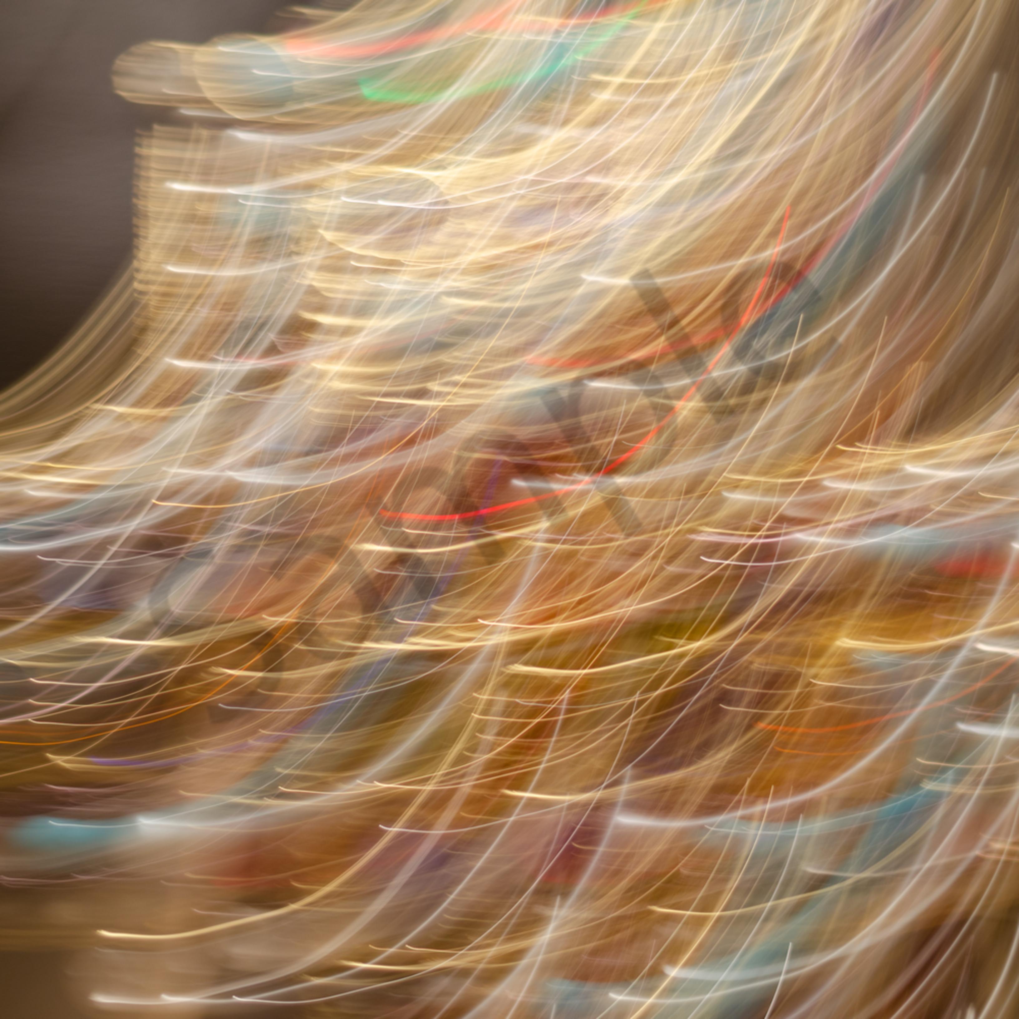 Electric blonde vezu9o