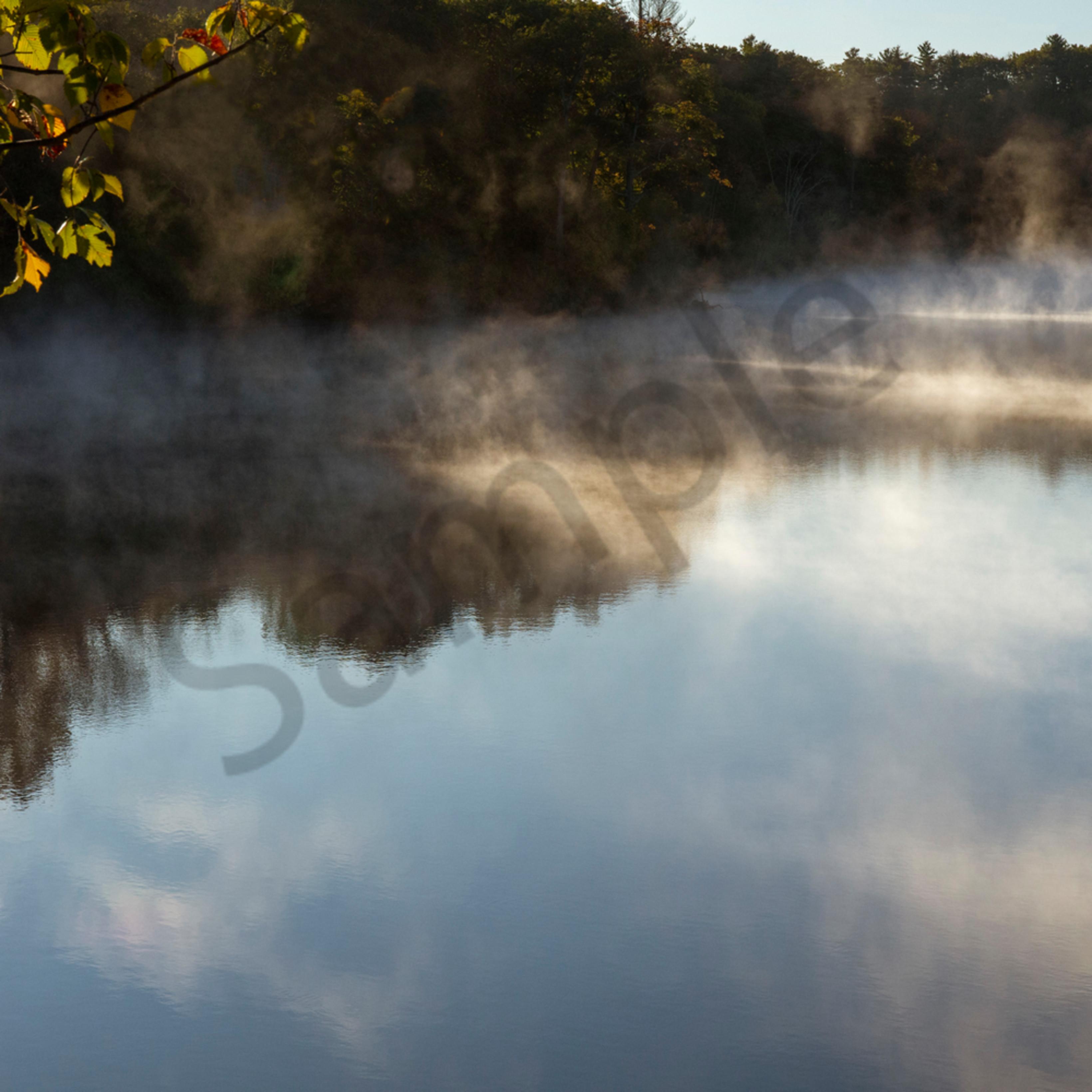 Morning on the pond2bay nak4kq