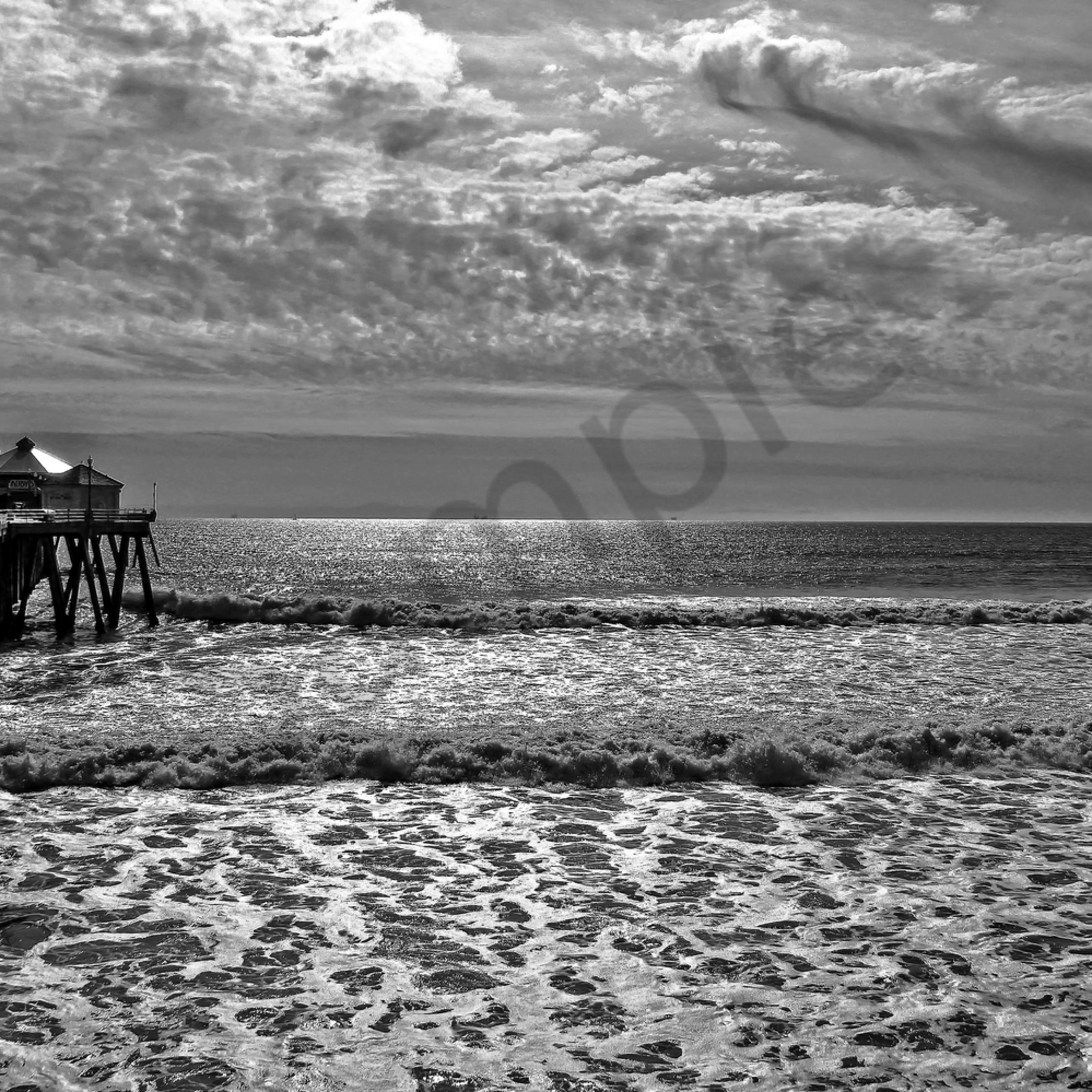 Huntington beach pier highlights 2 f7vbdw