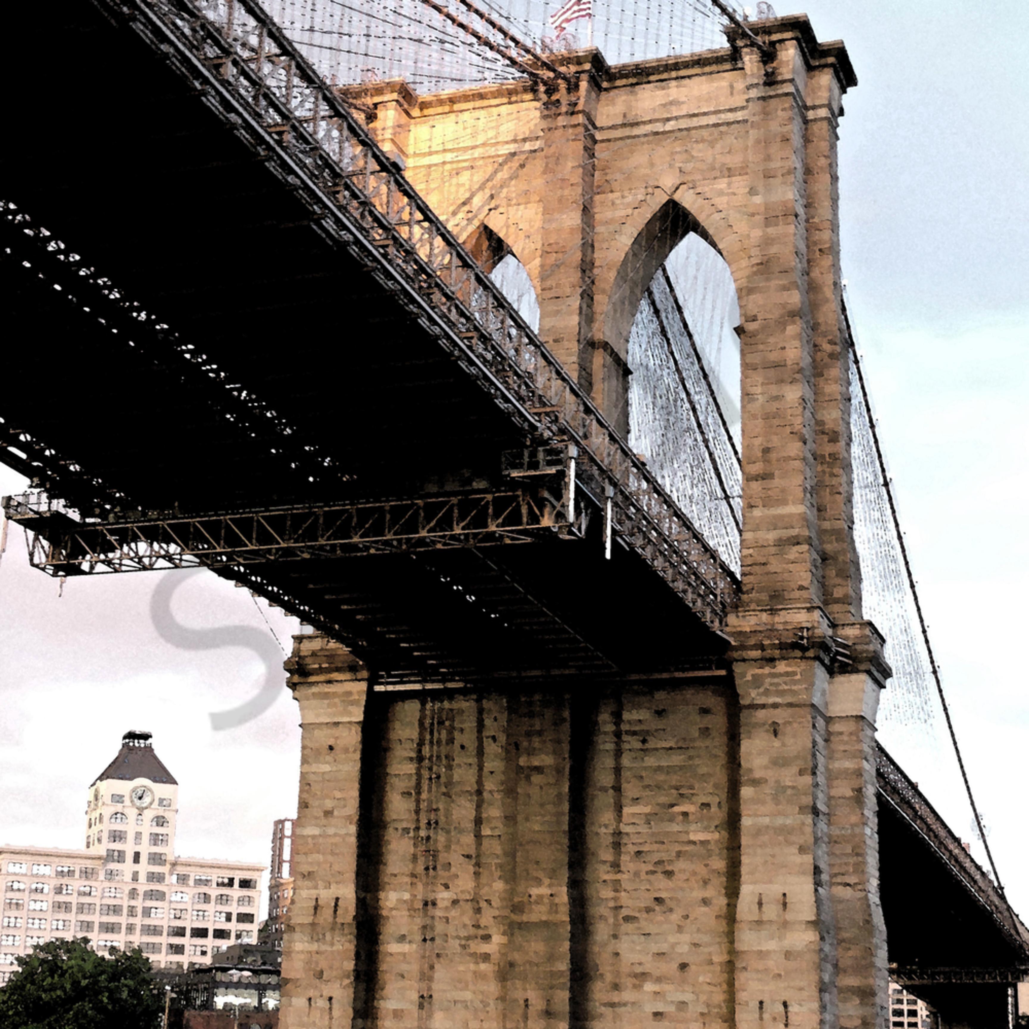 Brooklyn bridge redo nrz9rr