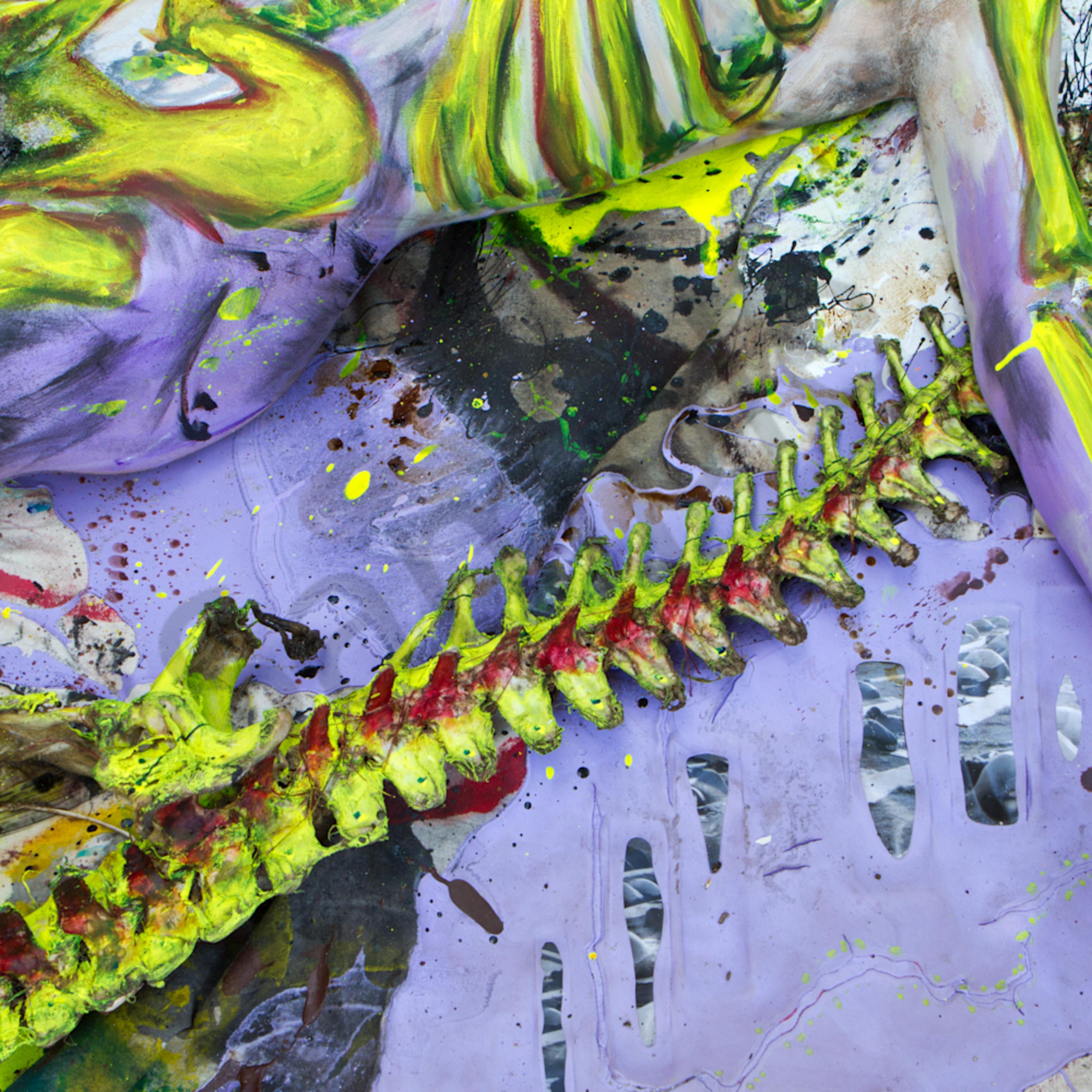2013 alligatorcarcasspainting florida wmoxxa