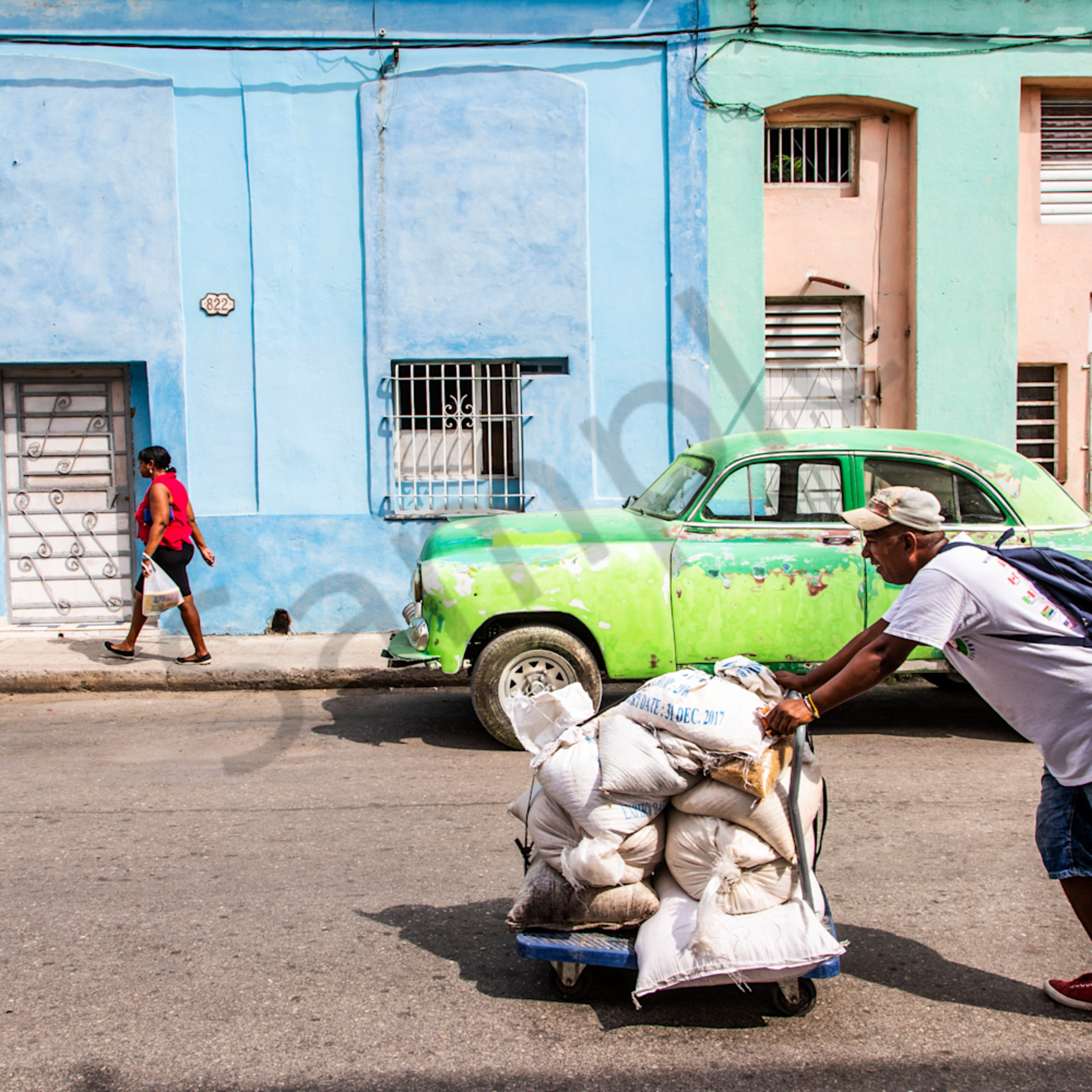 Cuba 6973 coatbj