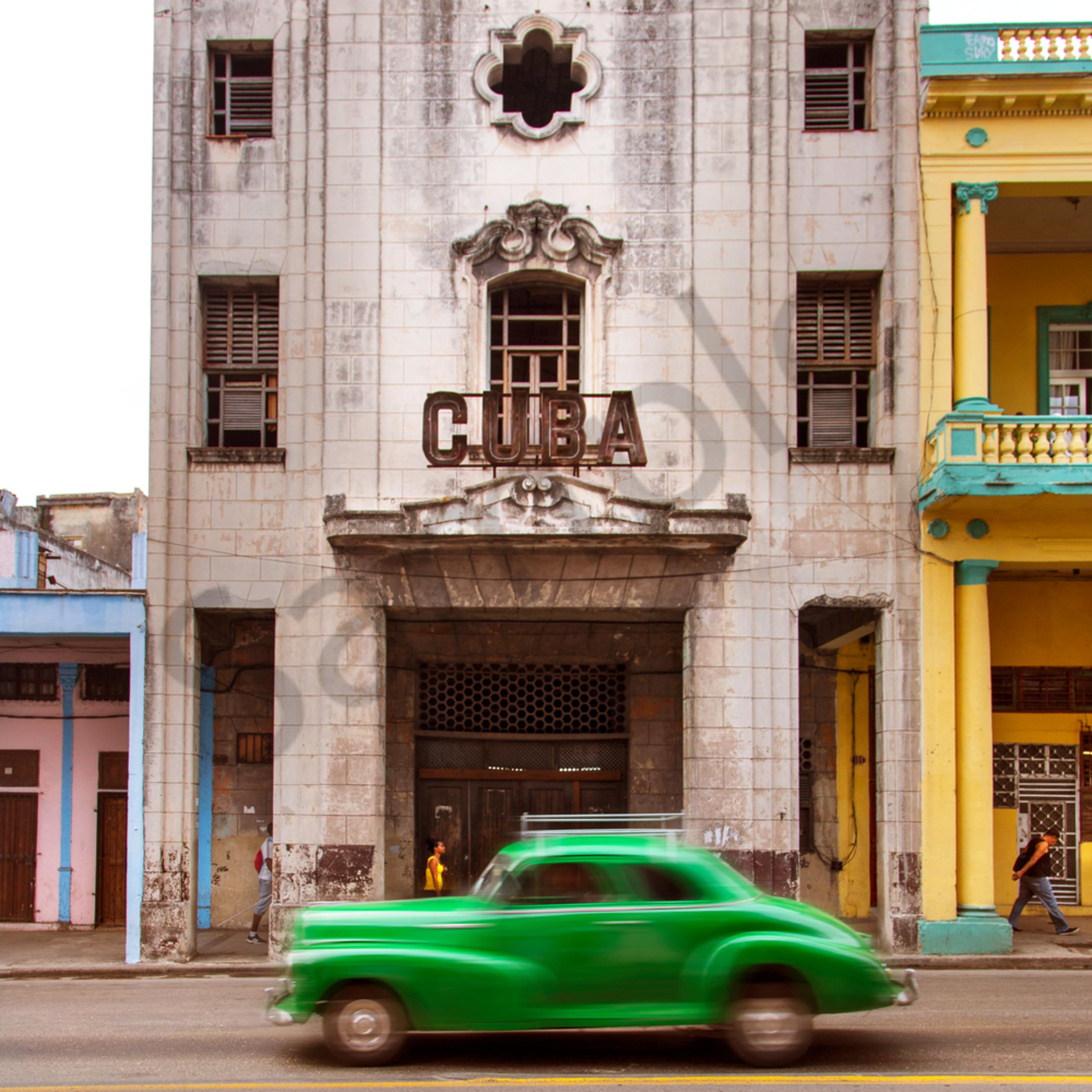 Cuba green 6839  decdze