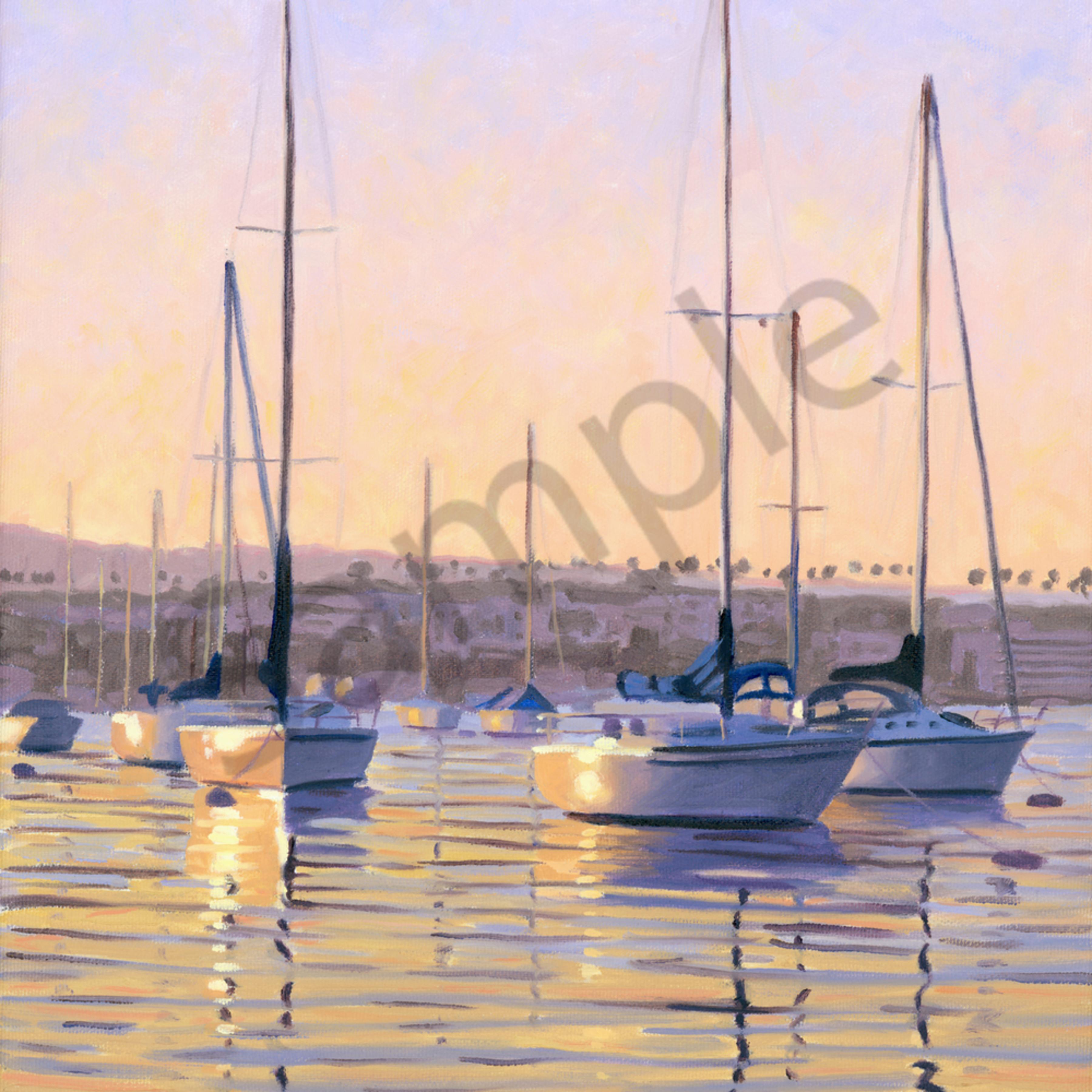 Harbor sunrise gyjg2d