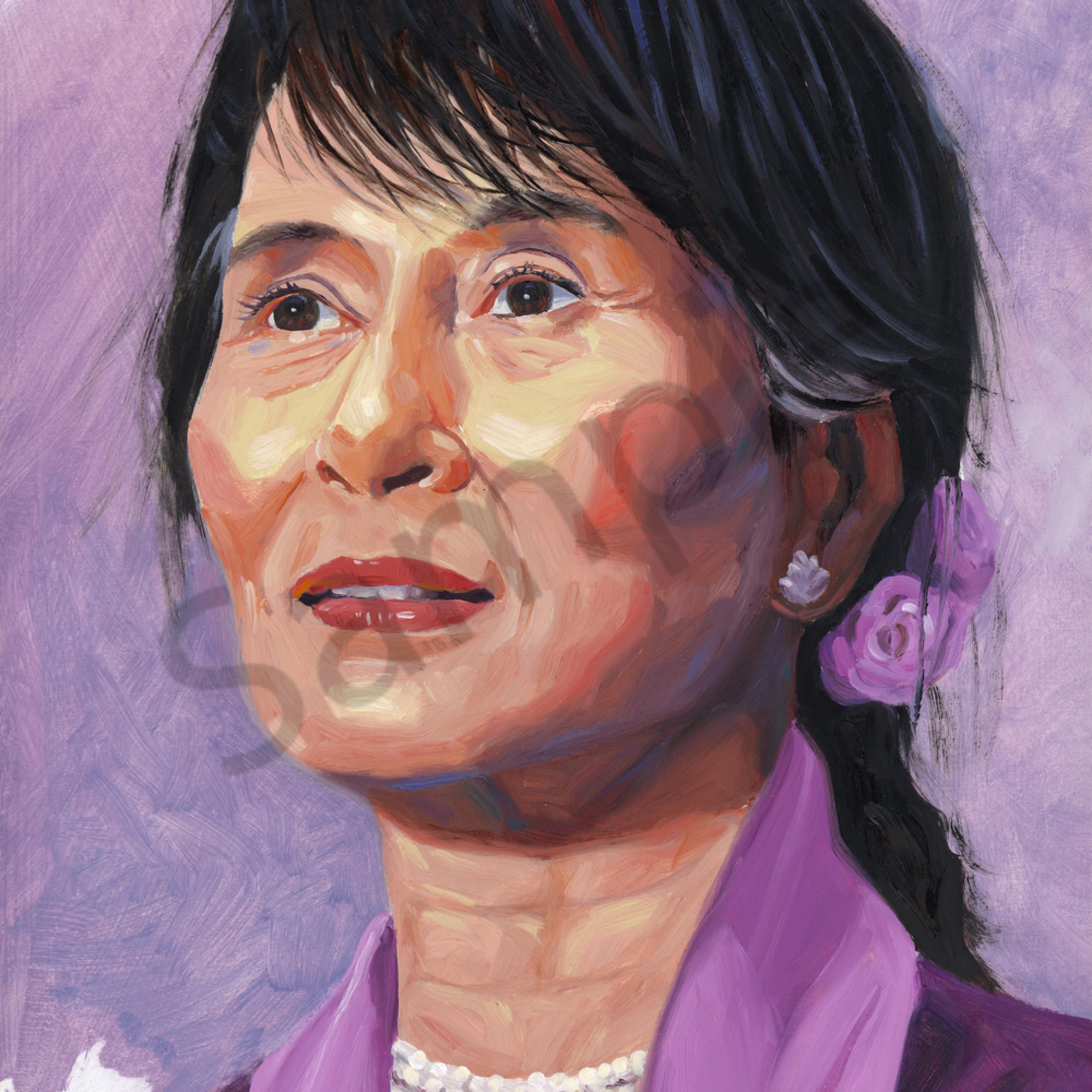 Aung san suu kyi t506ot