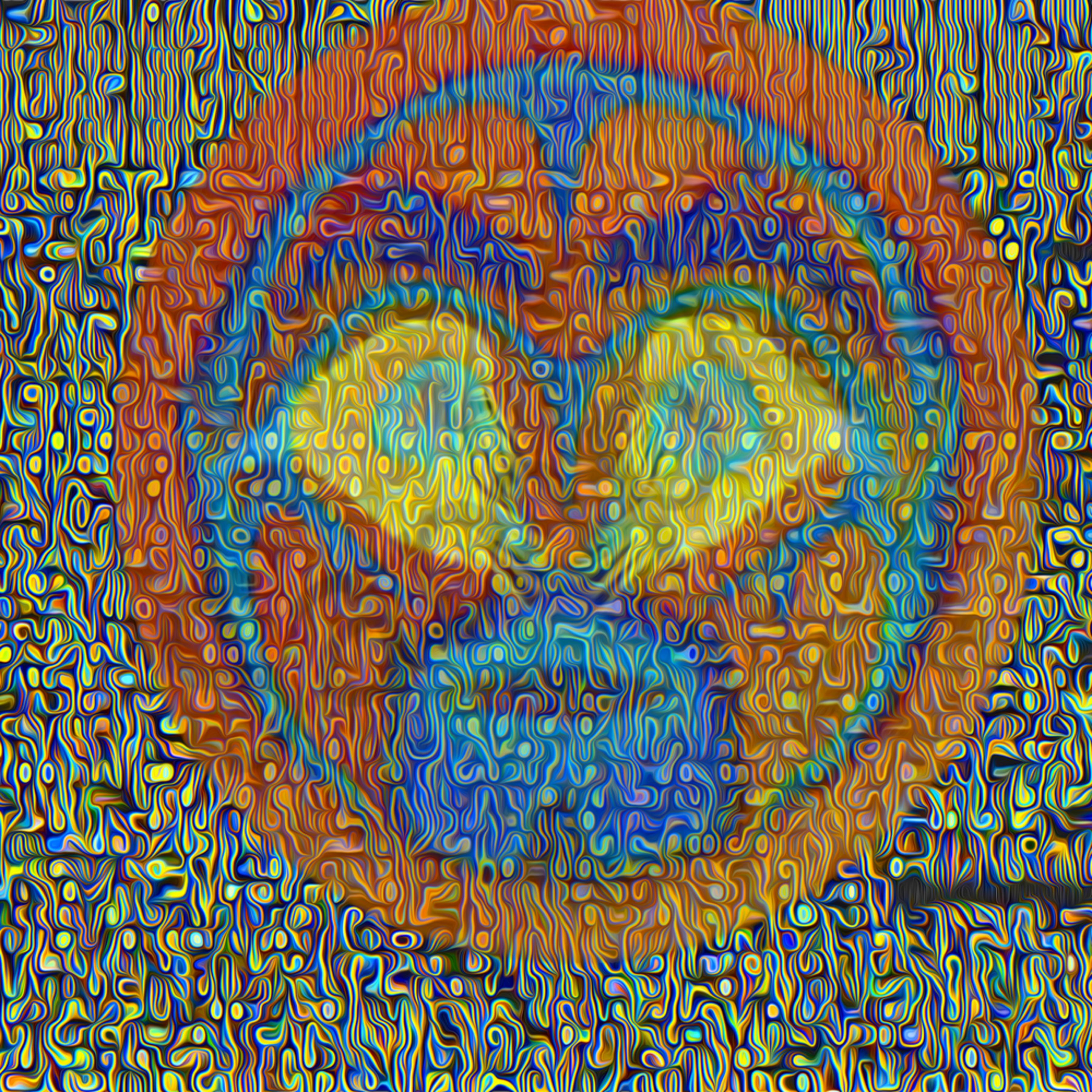 Aboriginal algorythyms 70 by 50 l0ffxw