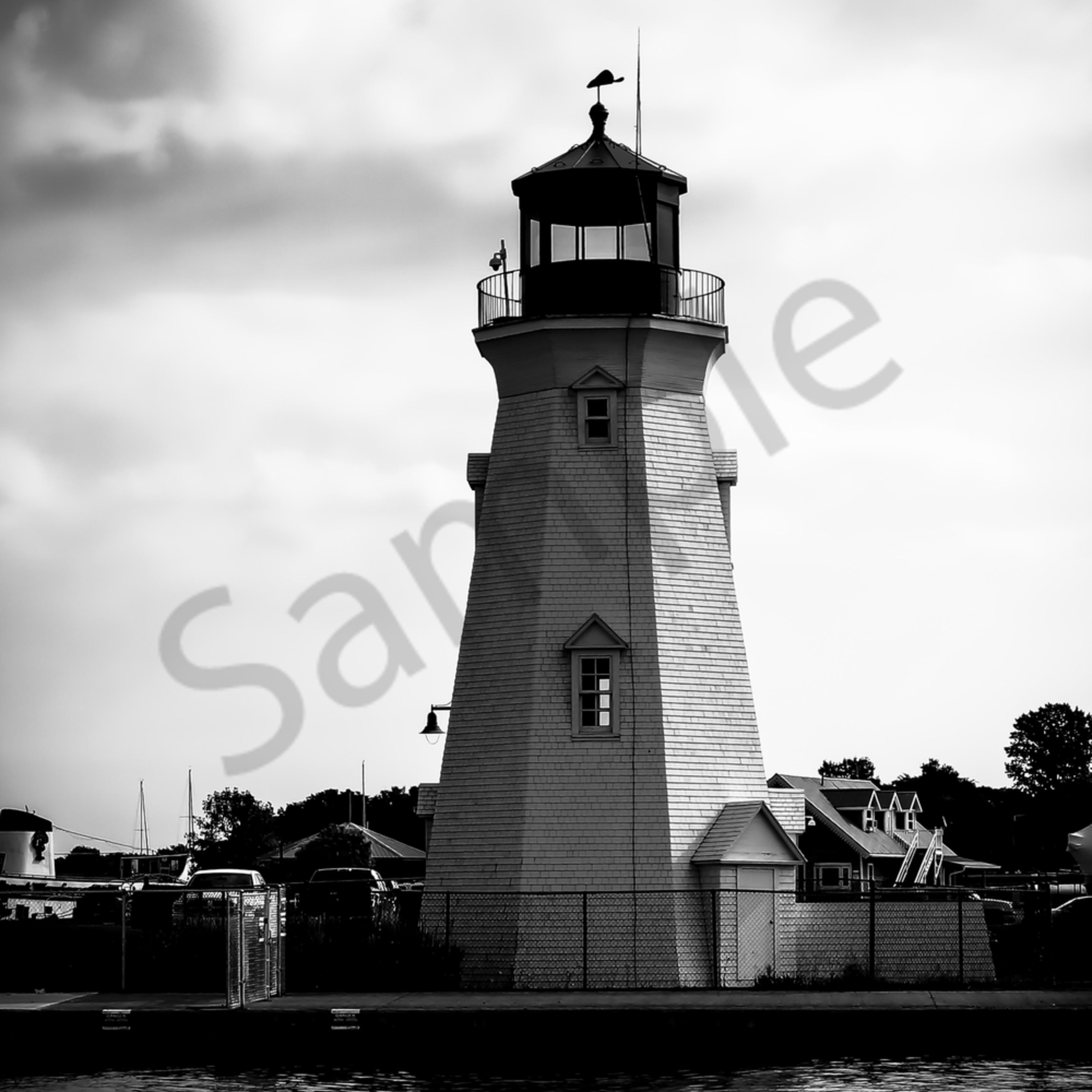 Lighthouse on the pier xogfs1