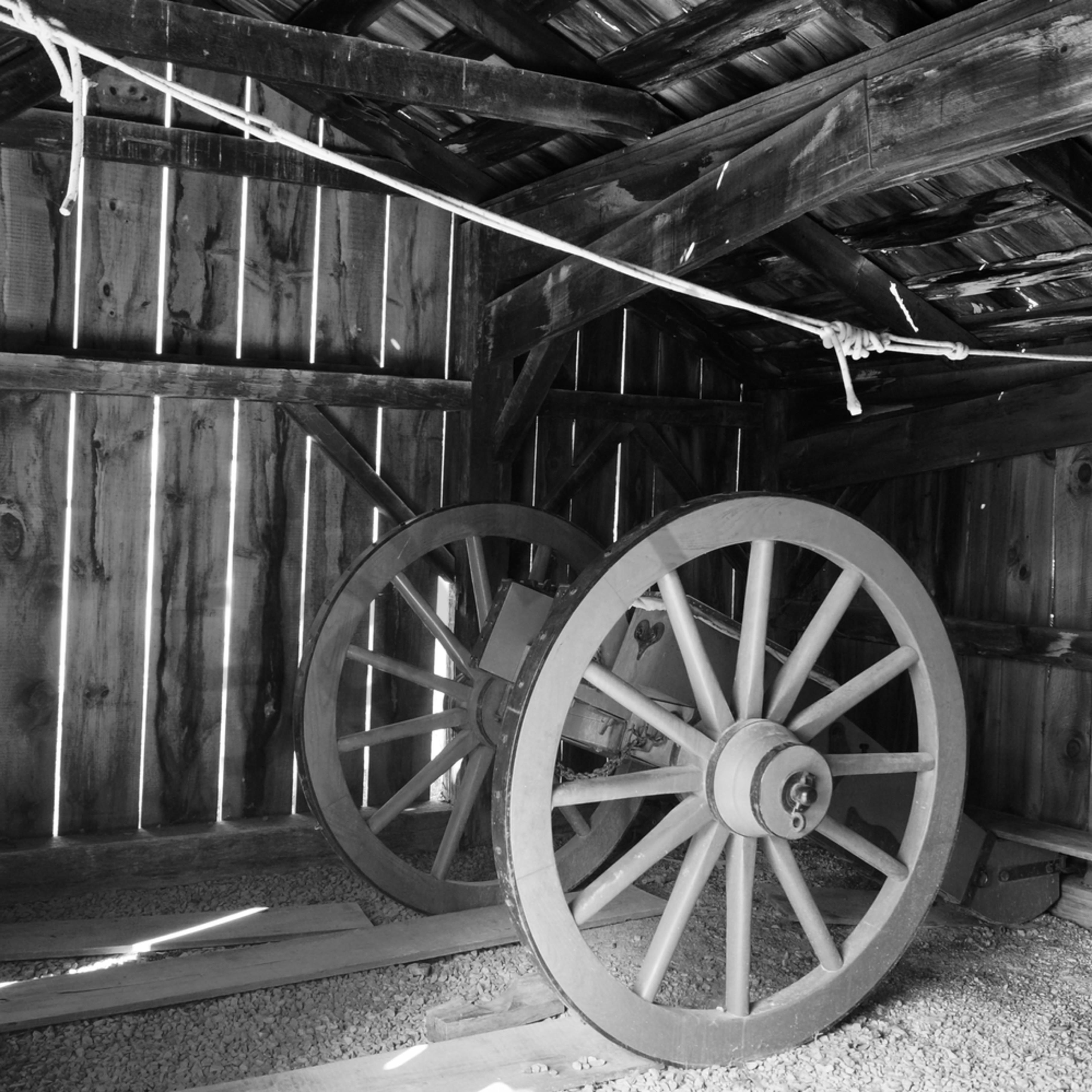 The cannon wagon szebxo