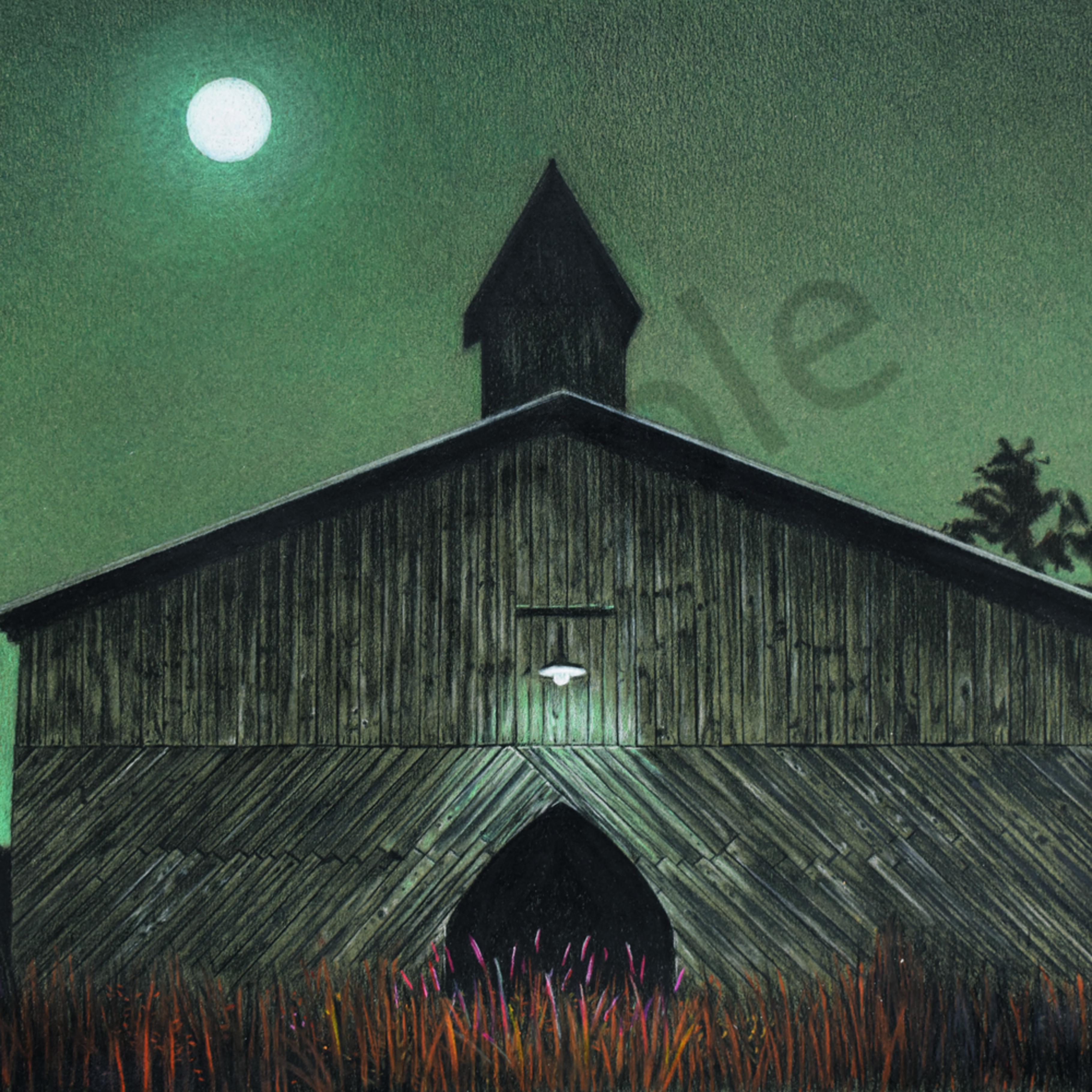 Green barn wq54f7