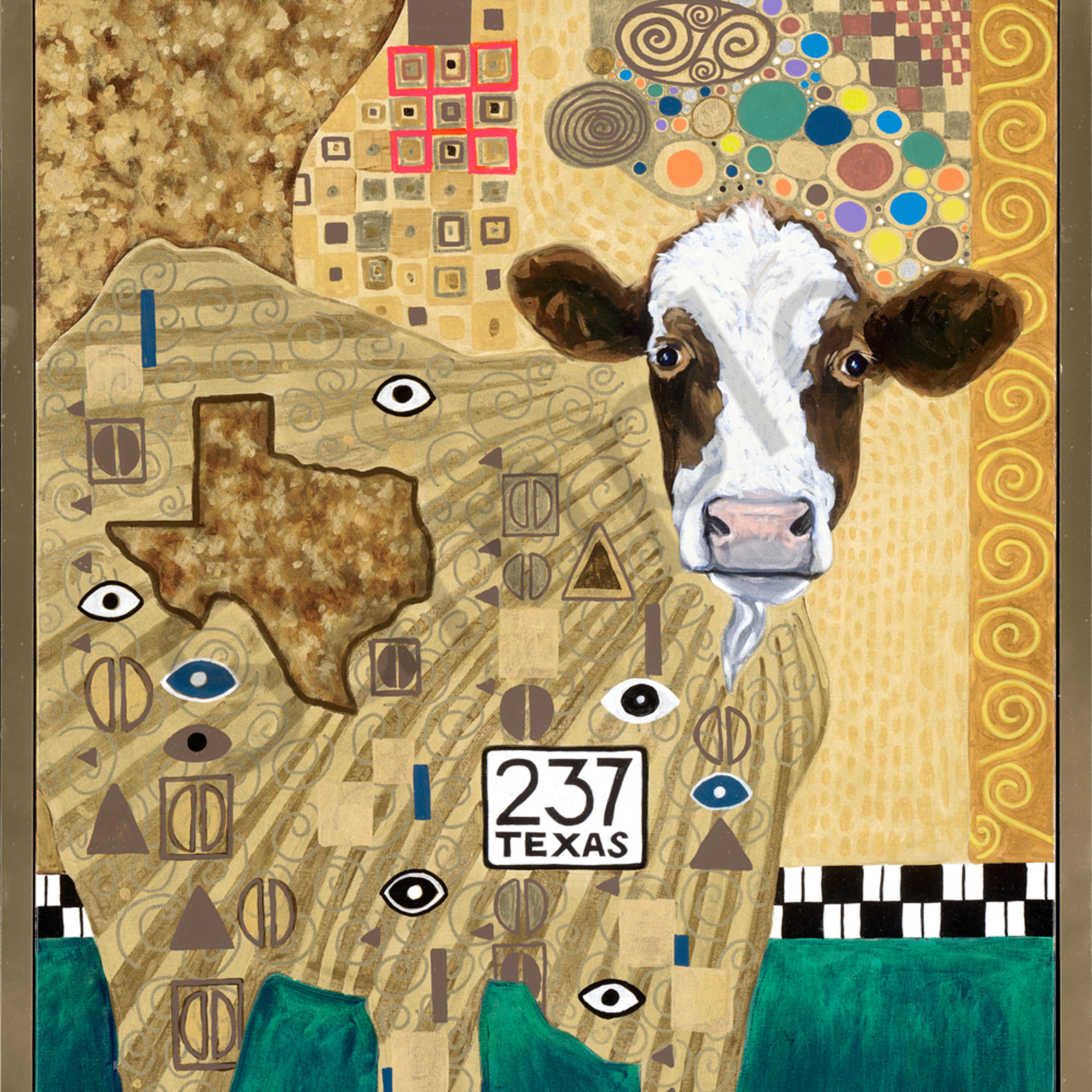Afs klimt cow vnrsv9