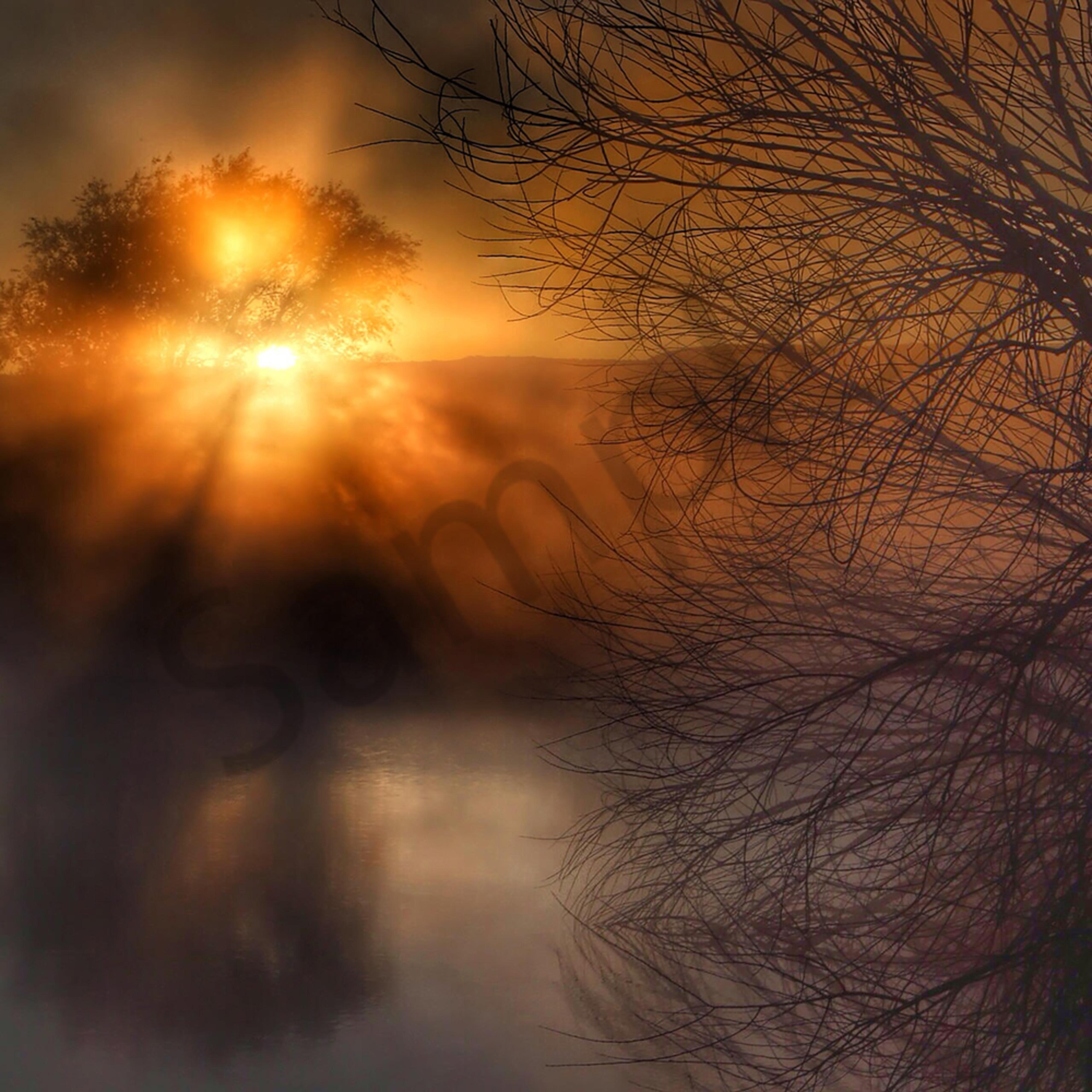 Mist sunrise qtj9i9