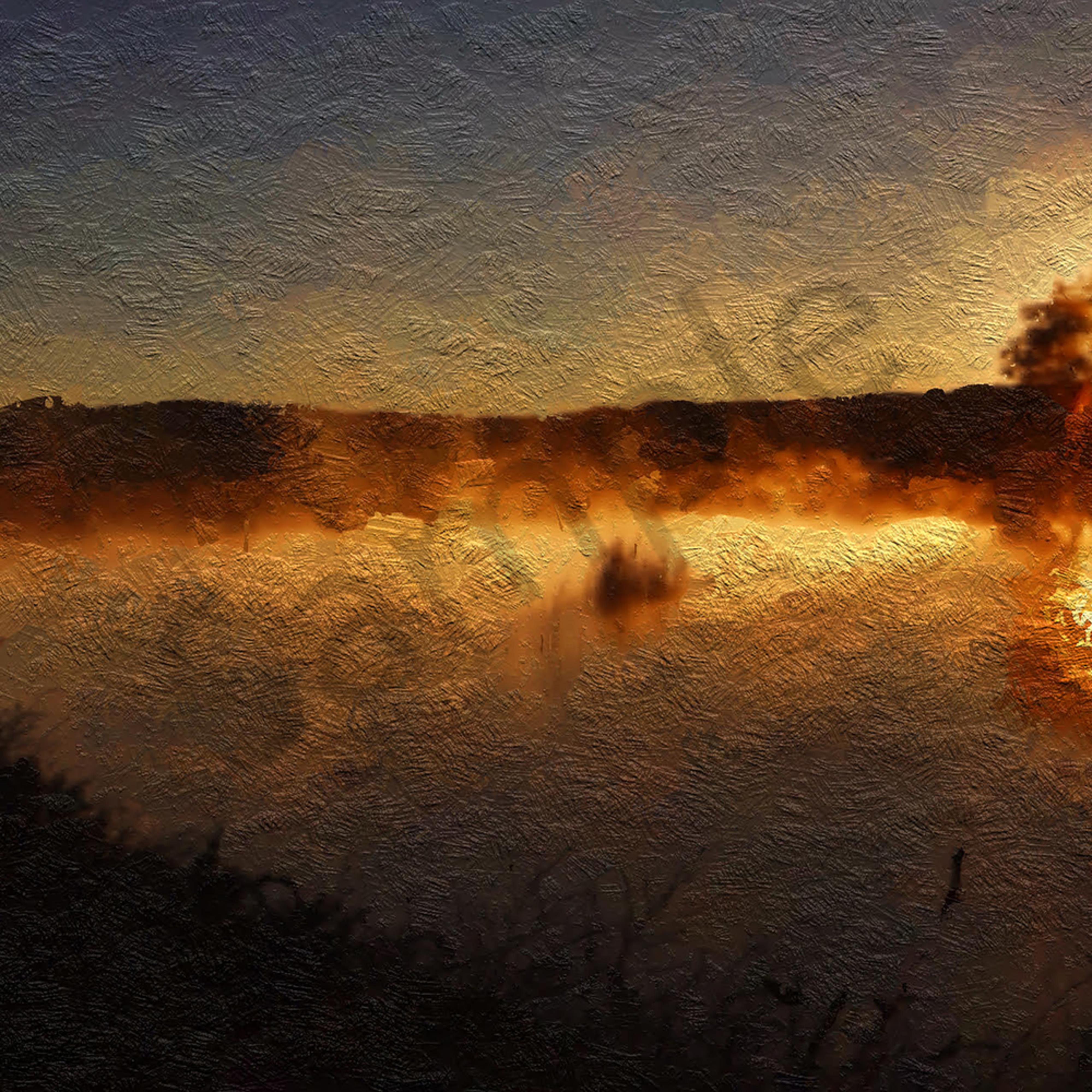 Sunrise pattern ssi6wd